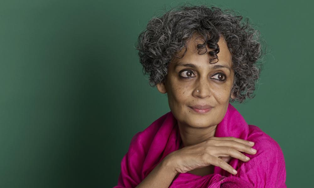 Arundhati Roy publishes her first novel since 1997's The God of Small Things this year.