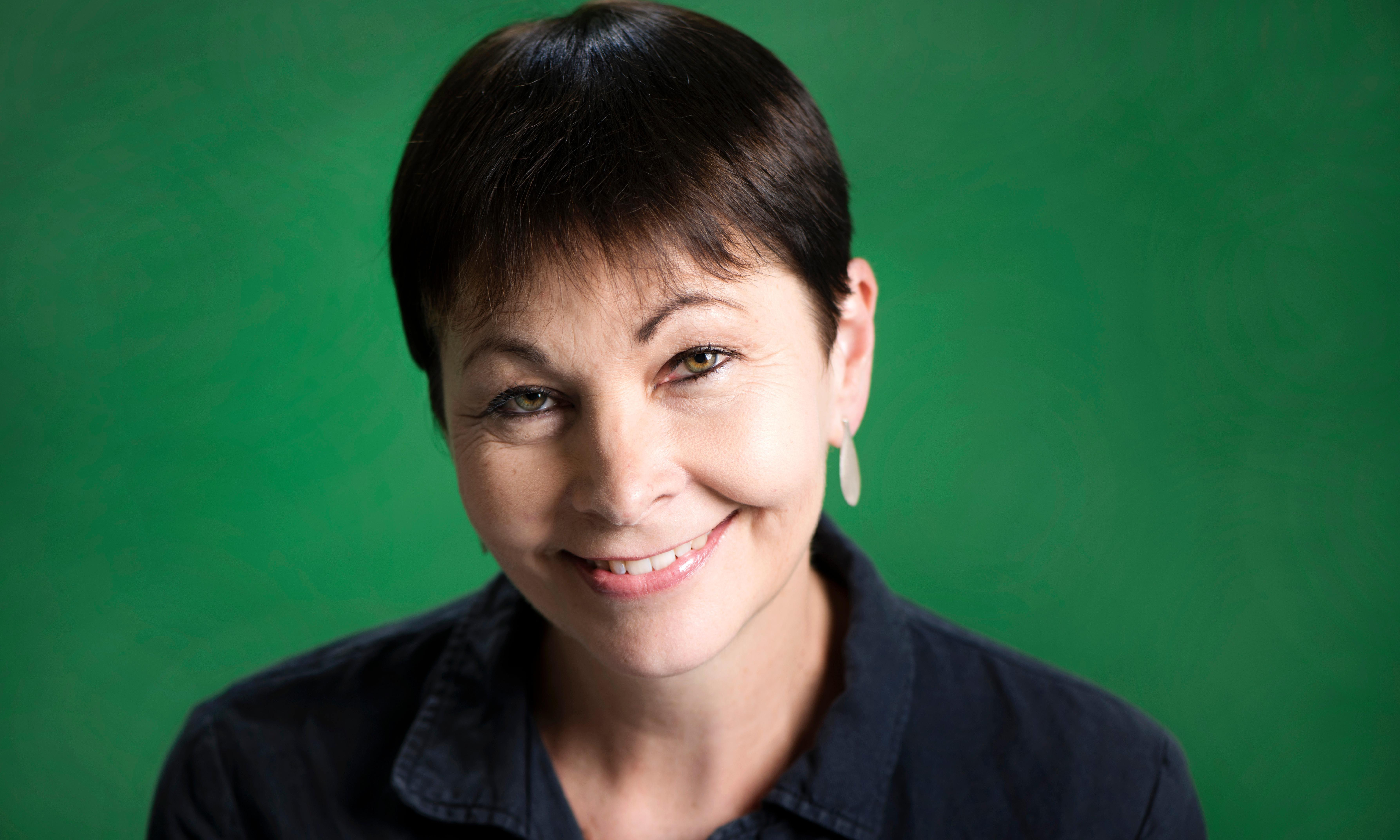 Caroline Lucas calls for emergency female cabinet to block no-deal Brexit