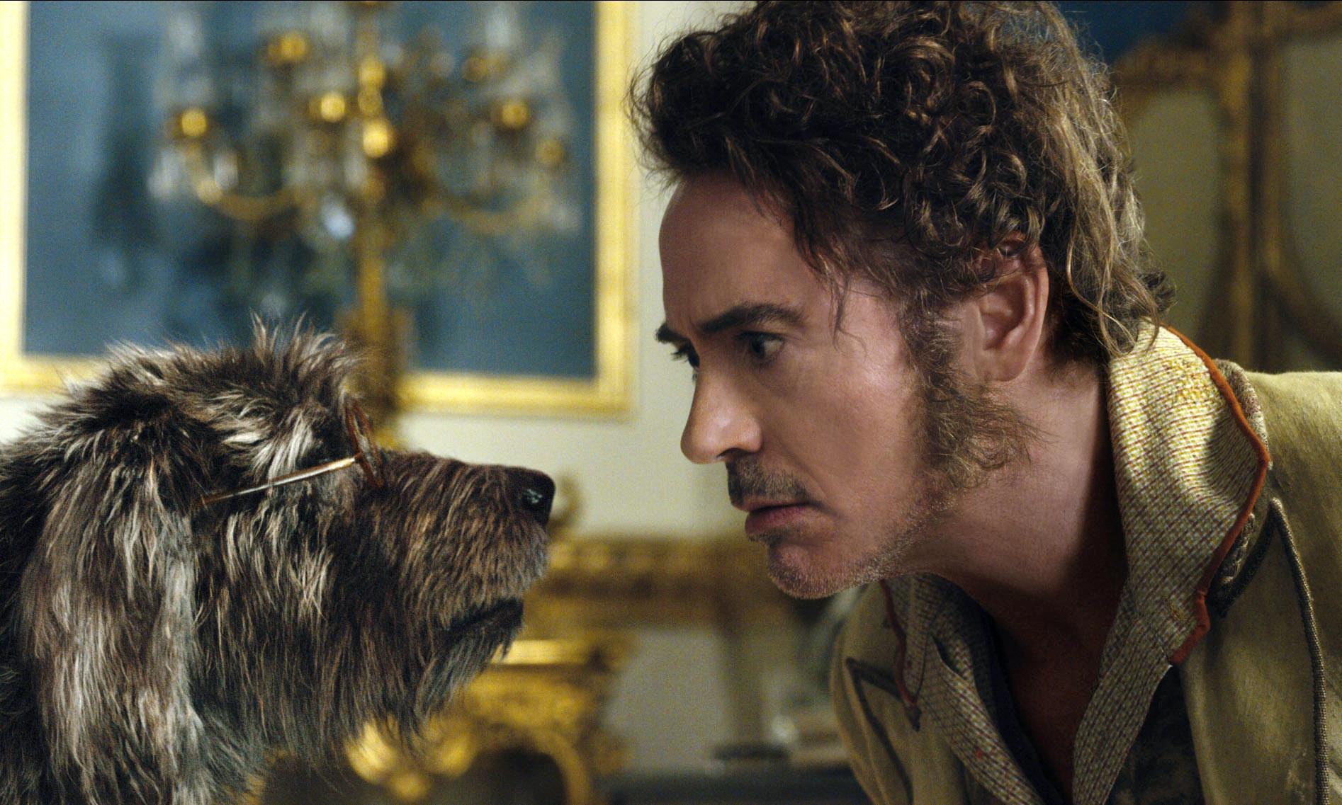 Dolittle review – Robert Downey Jr's middling talking-animals pantomime