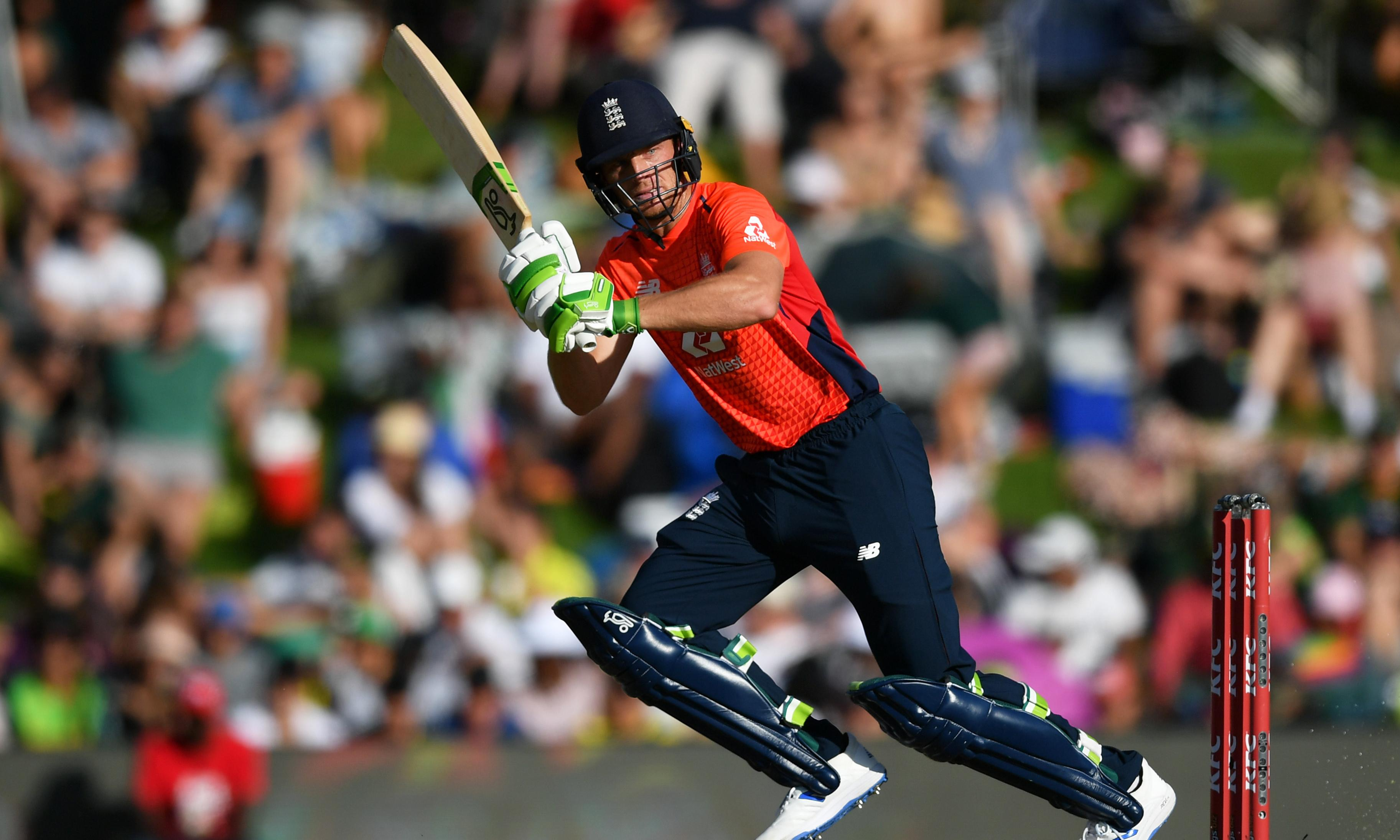 Jos Buttler eager to 'repay some faith' after Test struggles for England