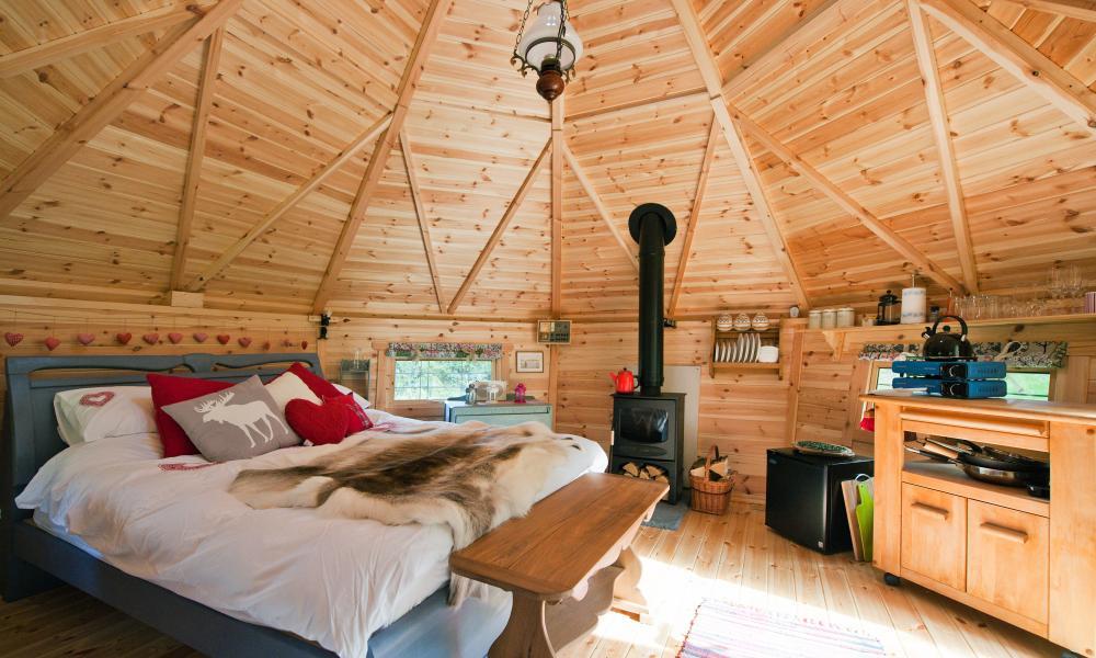 Lila Stuggan (7) Scandinavian Cabin Worcestershire