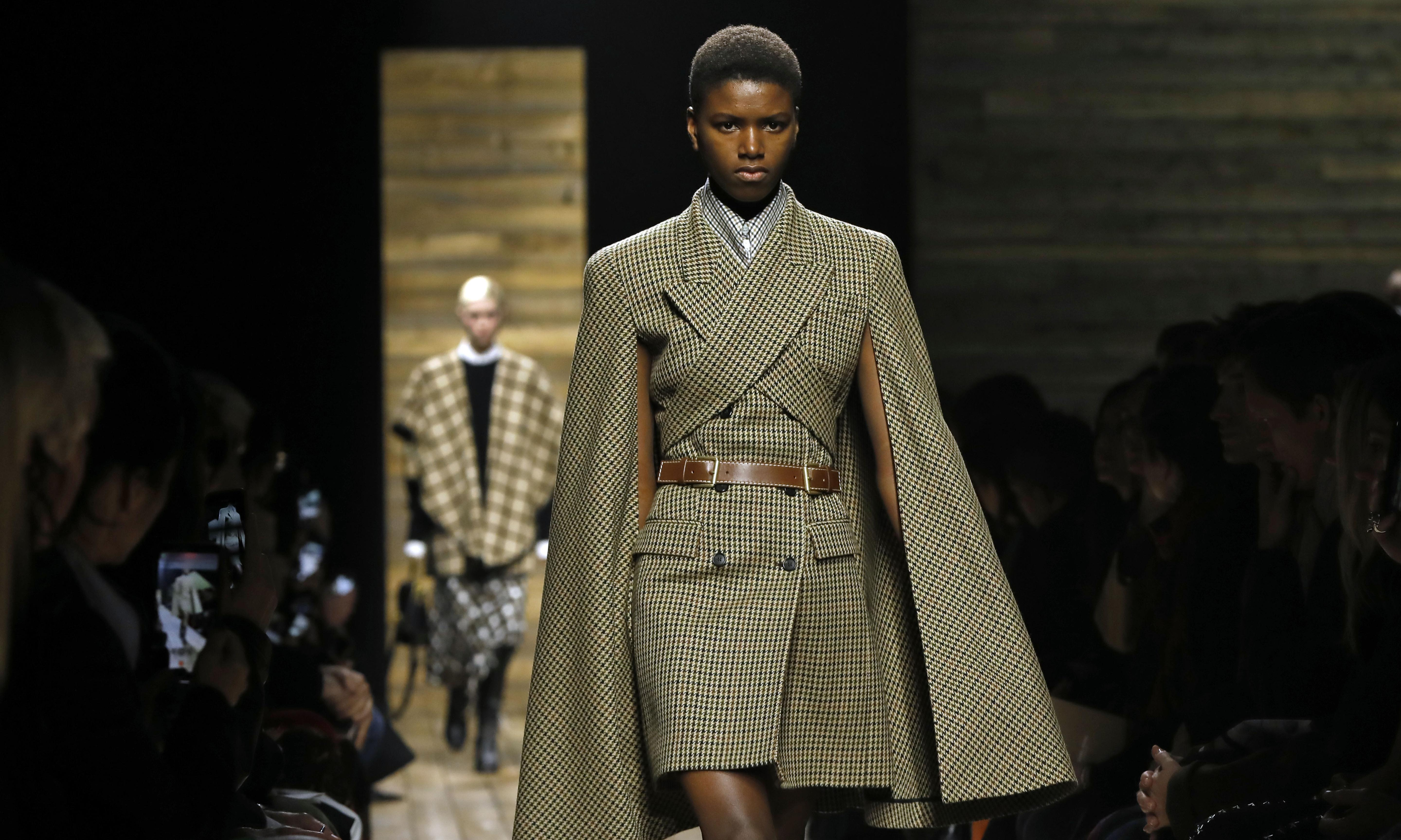 Michael Kors steers cozy towards chic with equestrian collection