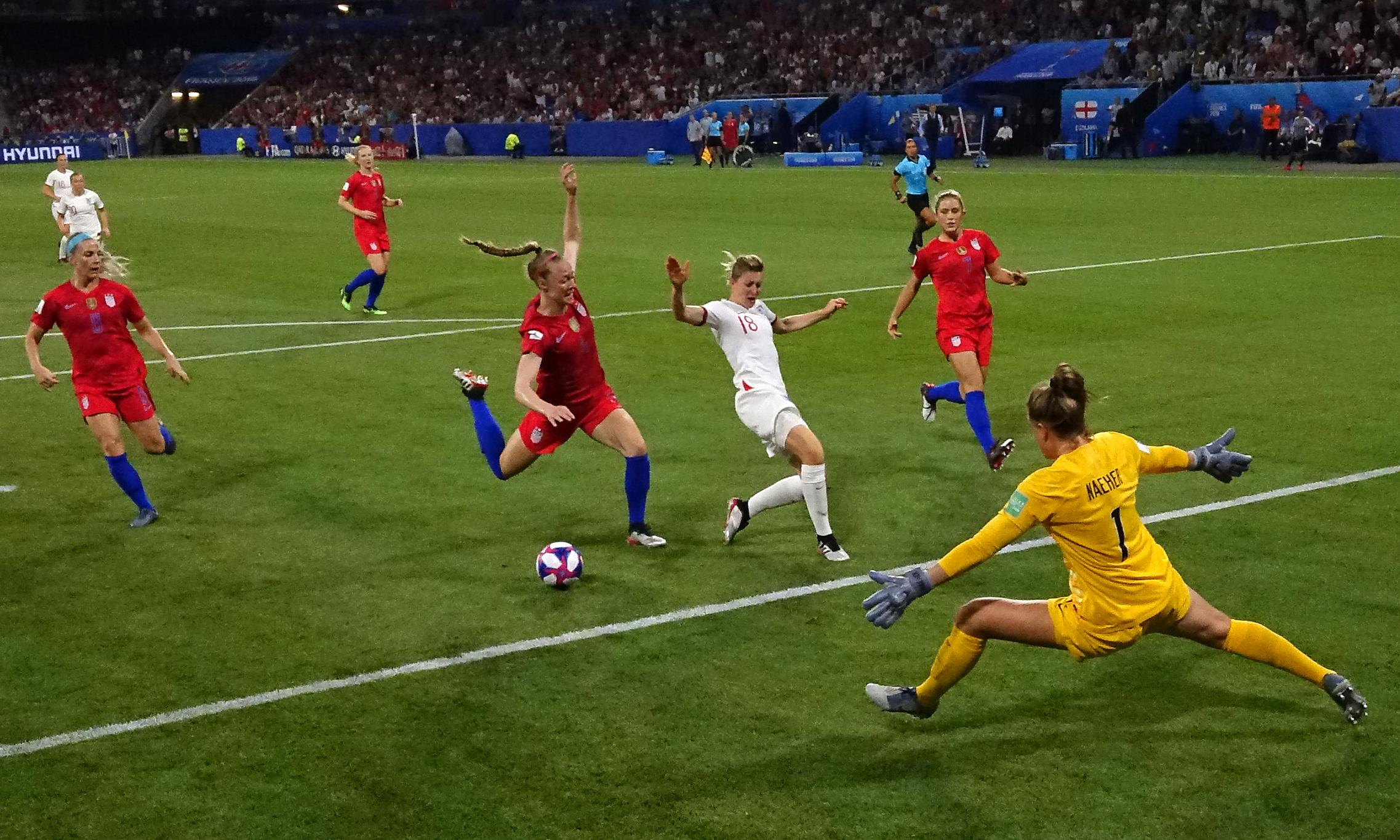 Women's World Cup has come a long way since cupboard commentary