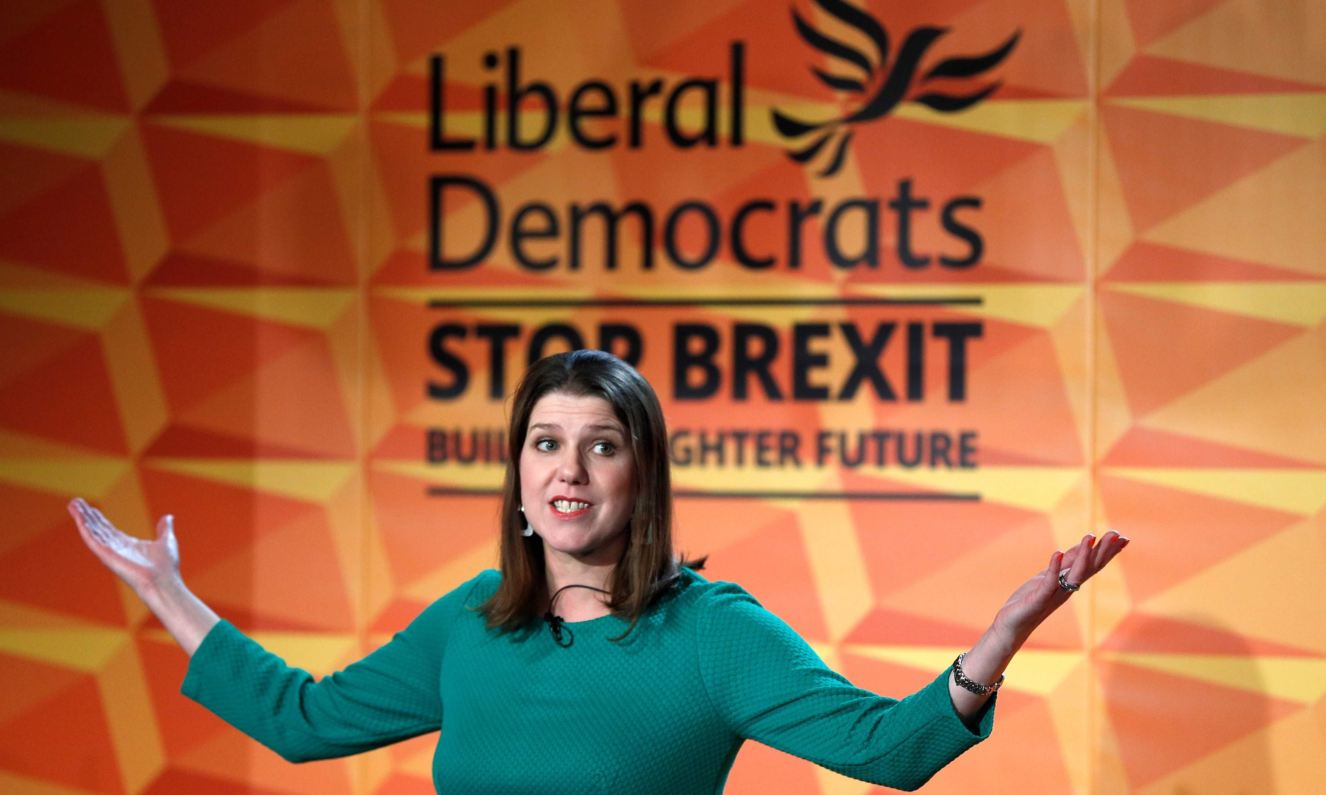 Election briefing: Lib Dems promise 'remain bonus' after Johnson's tax slip