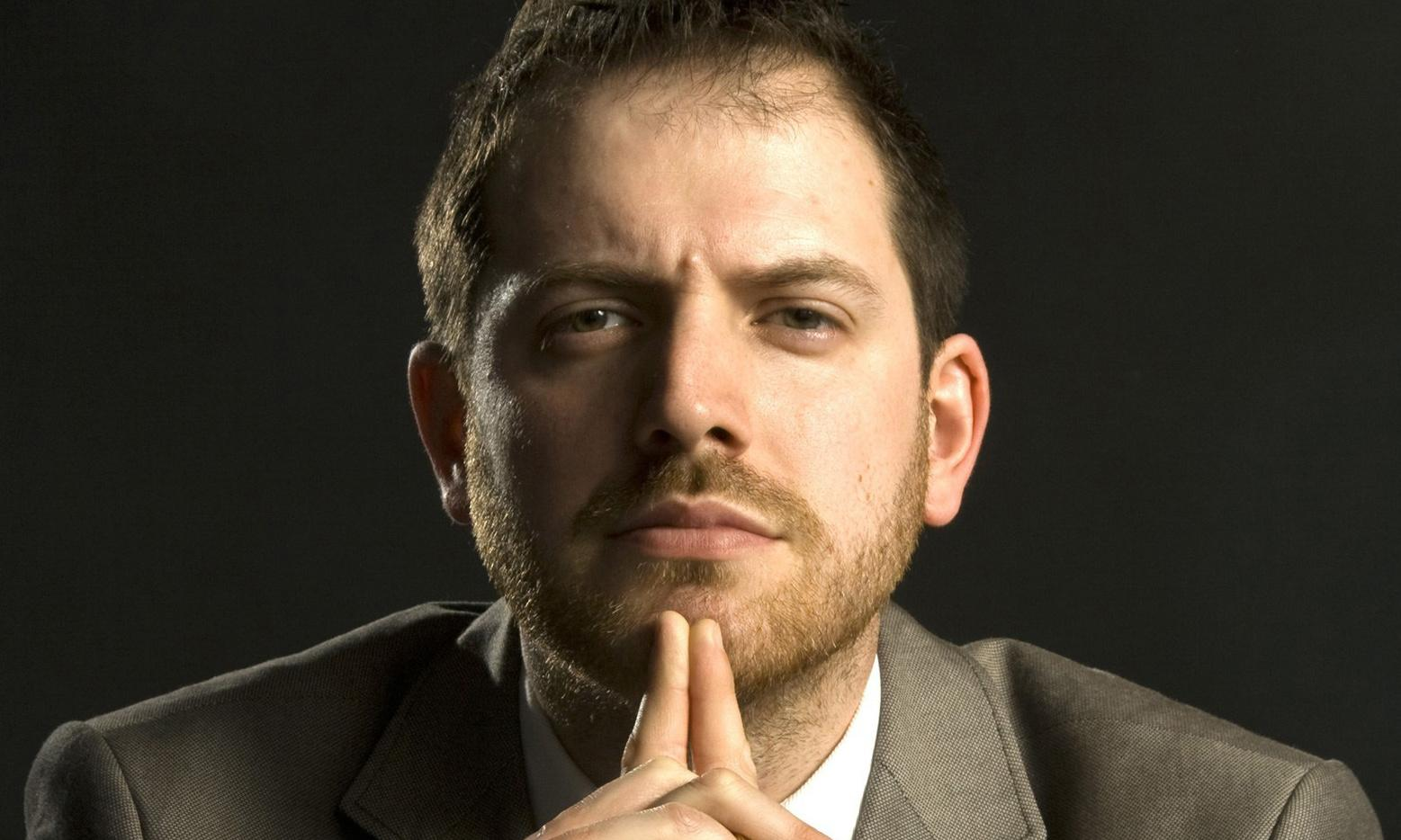 Joe Abercrombie: 'I think the combination of violence and humour wasn't an immediate easy sell'