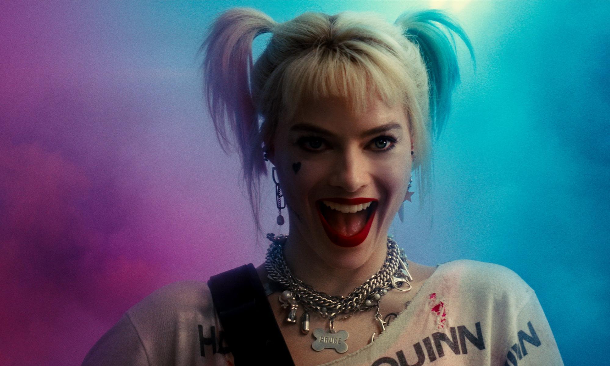 Birds of Prey review – Margot Robbie goes full tilt as Harley Quinn