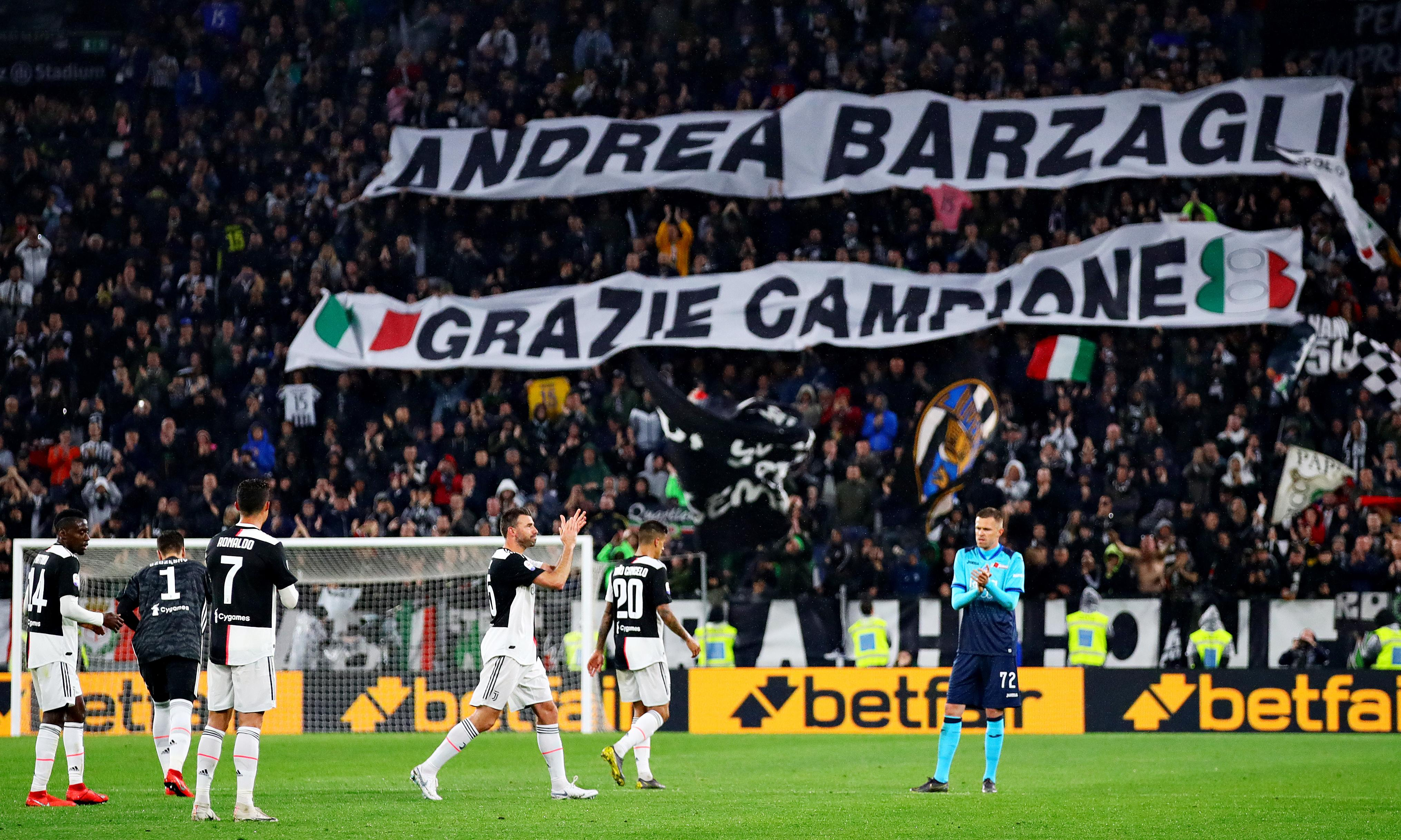 Fond farewells the precursor to more tears as Serie A's finale draws closer