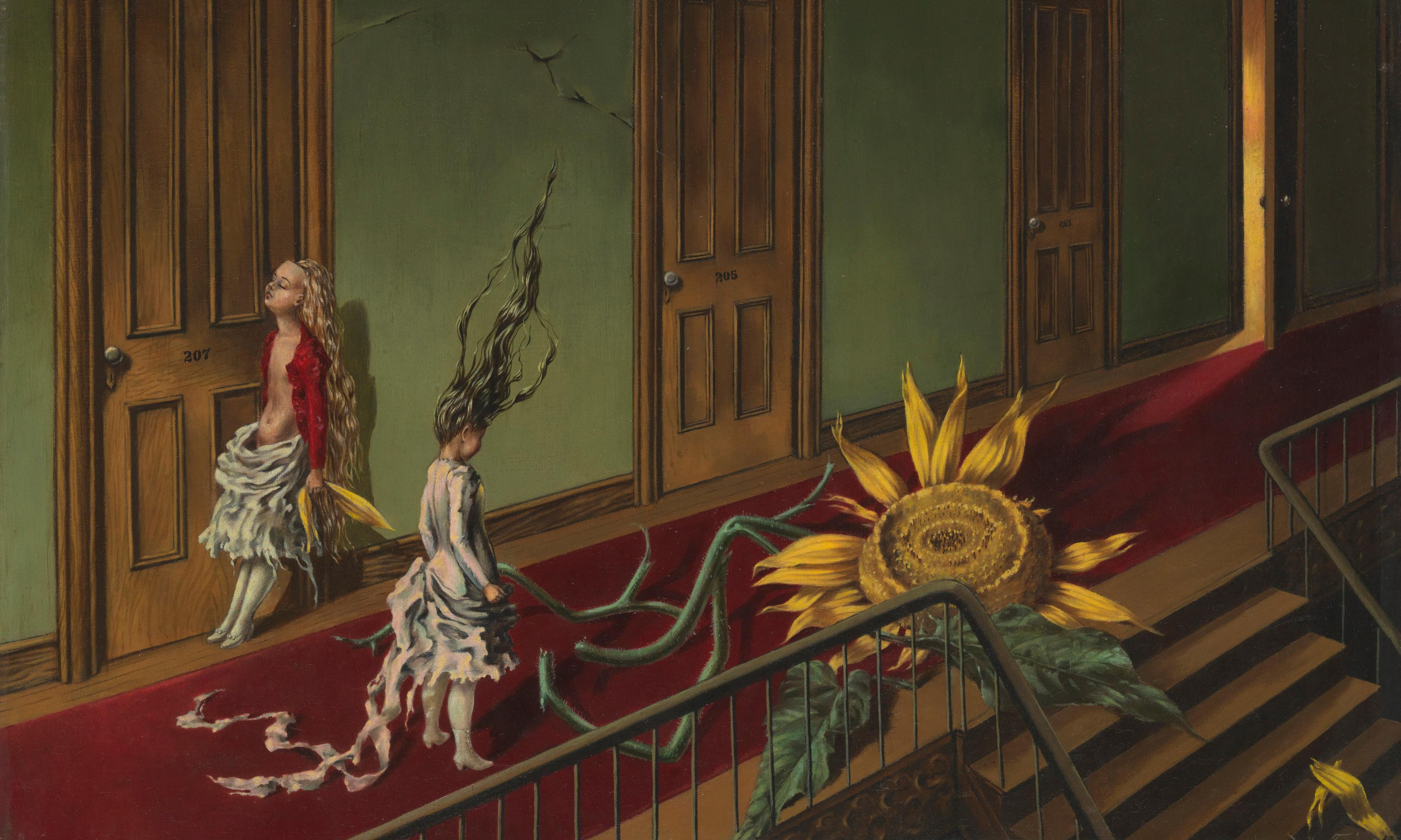 Dorothea Tanning, Tate Modern review – a gorgeous trip through gothic nightmares