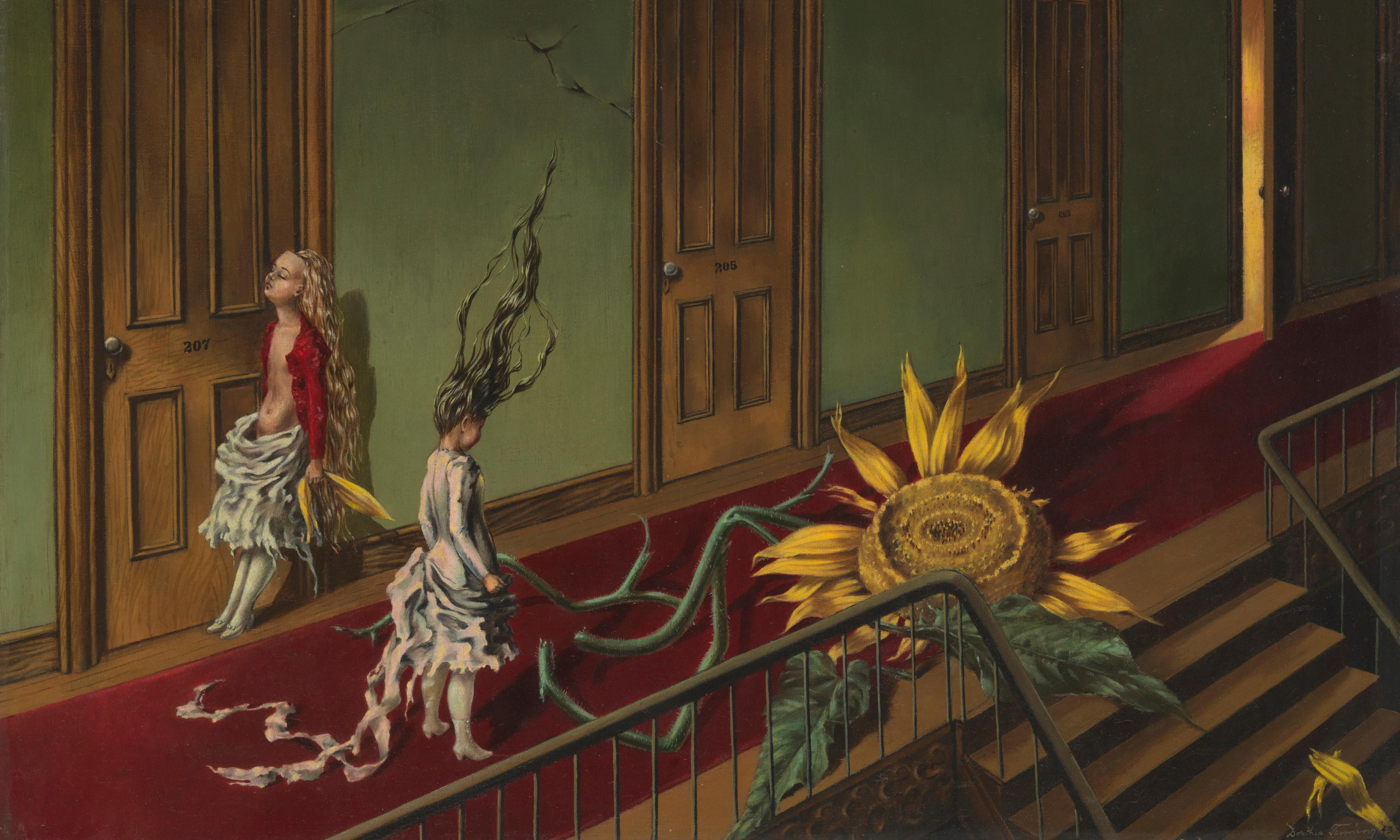 Dangerous appetites: the weird, wild world of Dorothea Tanning