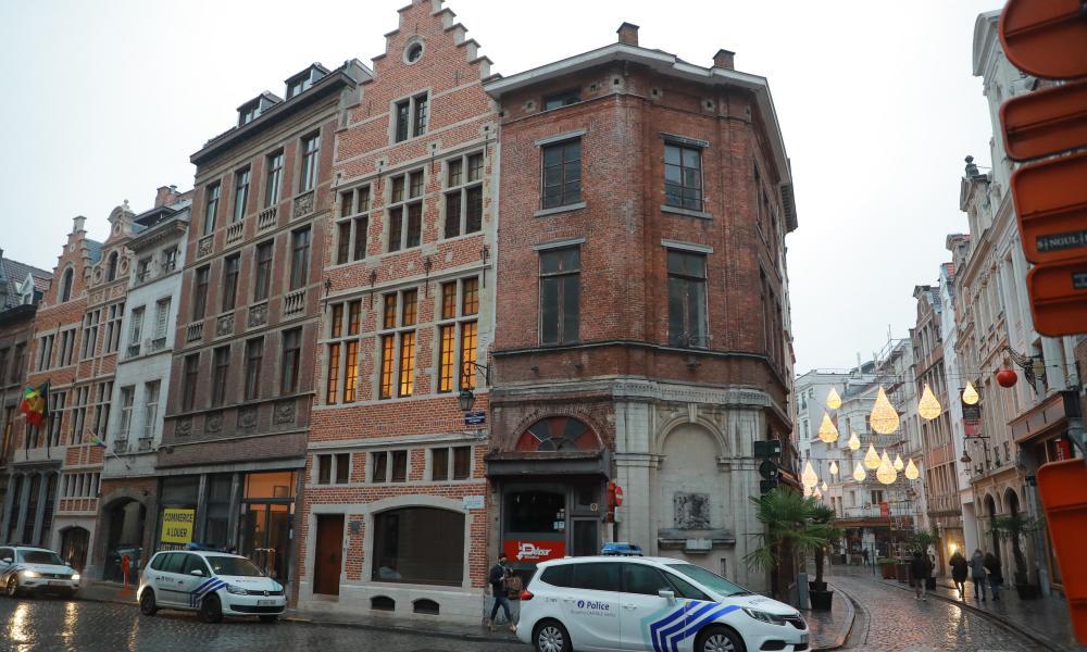 Steenstraat/Rue des Pierres