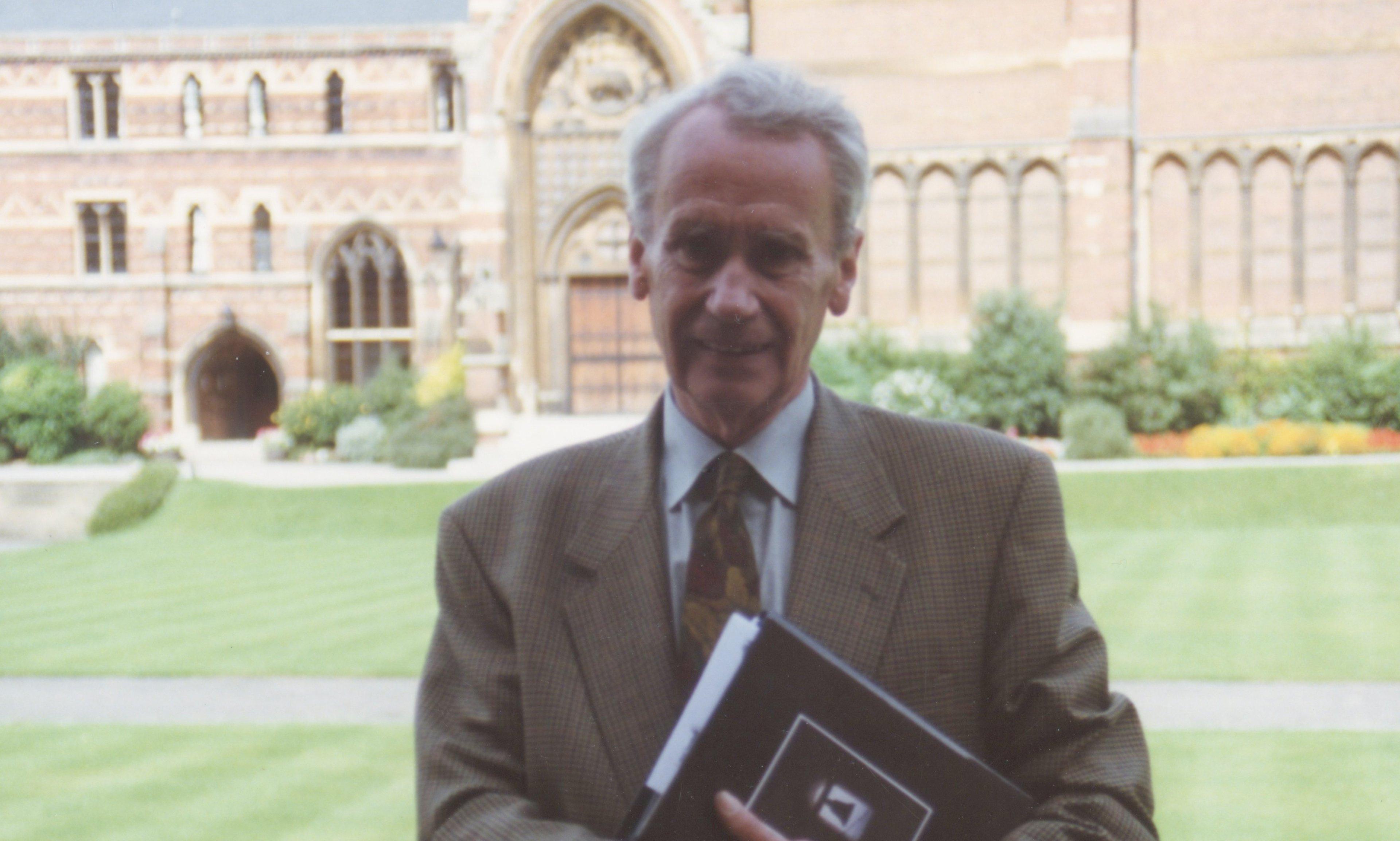 Christopher Tolkien obituary