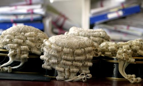 A driving conviction stopped me from becoming a barrister