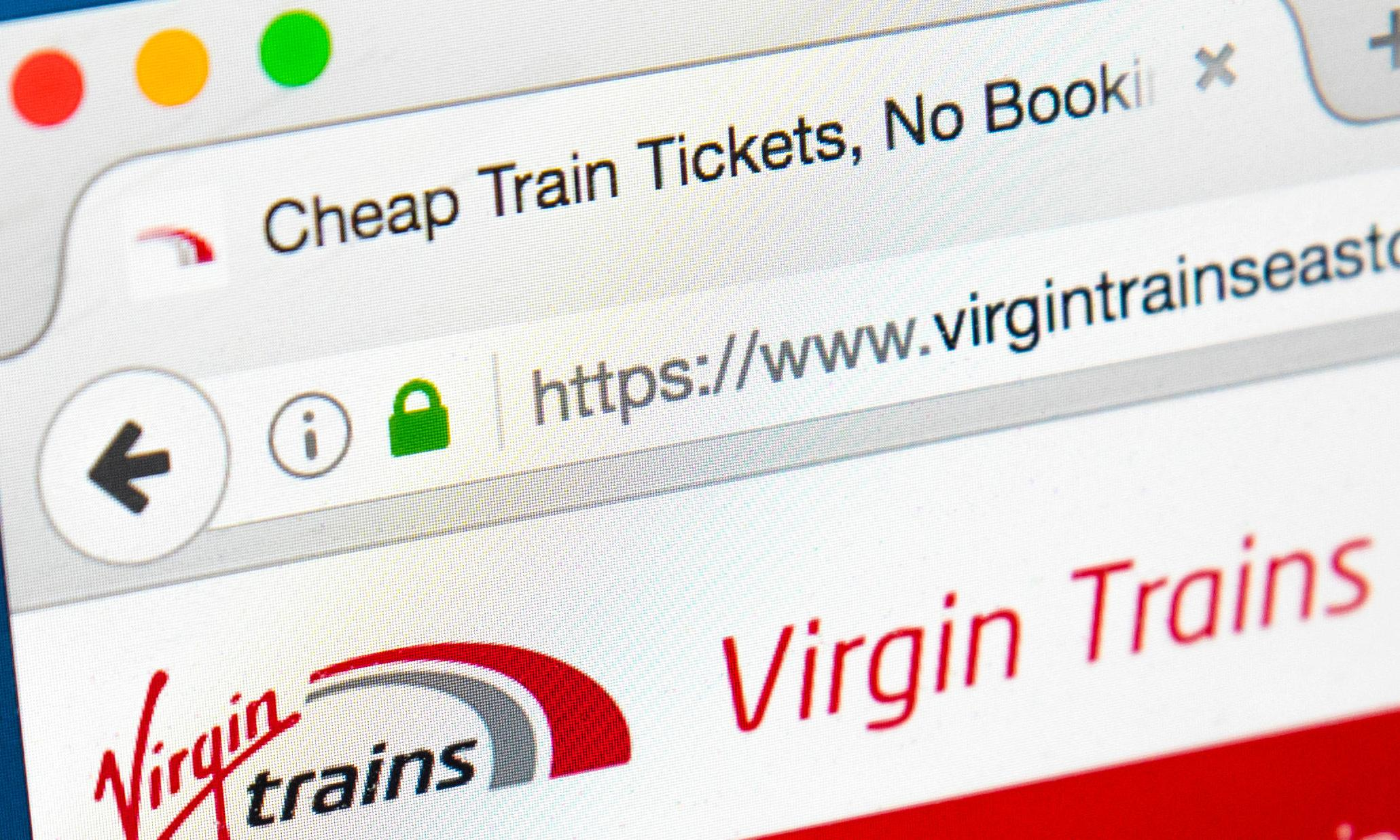 Virgin West Coast's 'return' ticket turned into a single issue