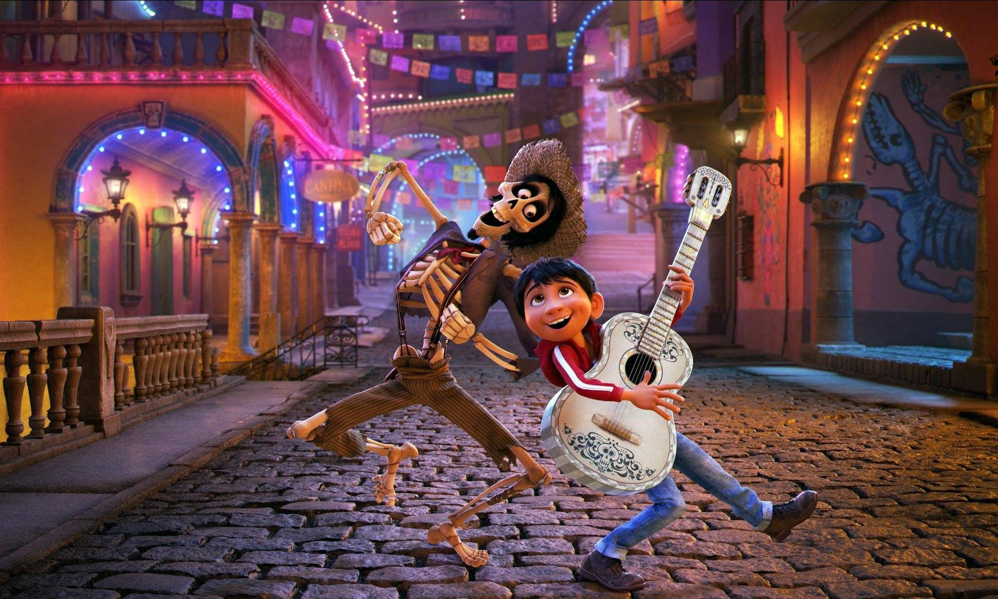 The 50 best films of 2018 in the UK: No 9 – Coco