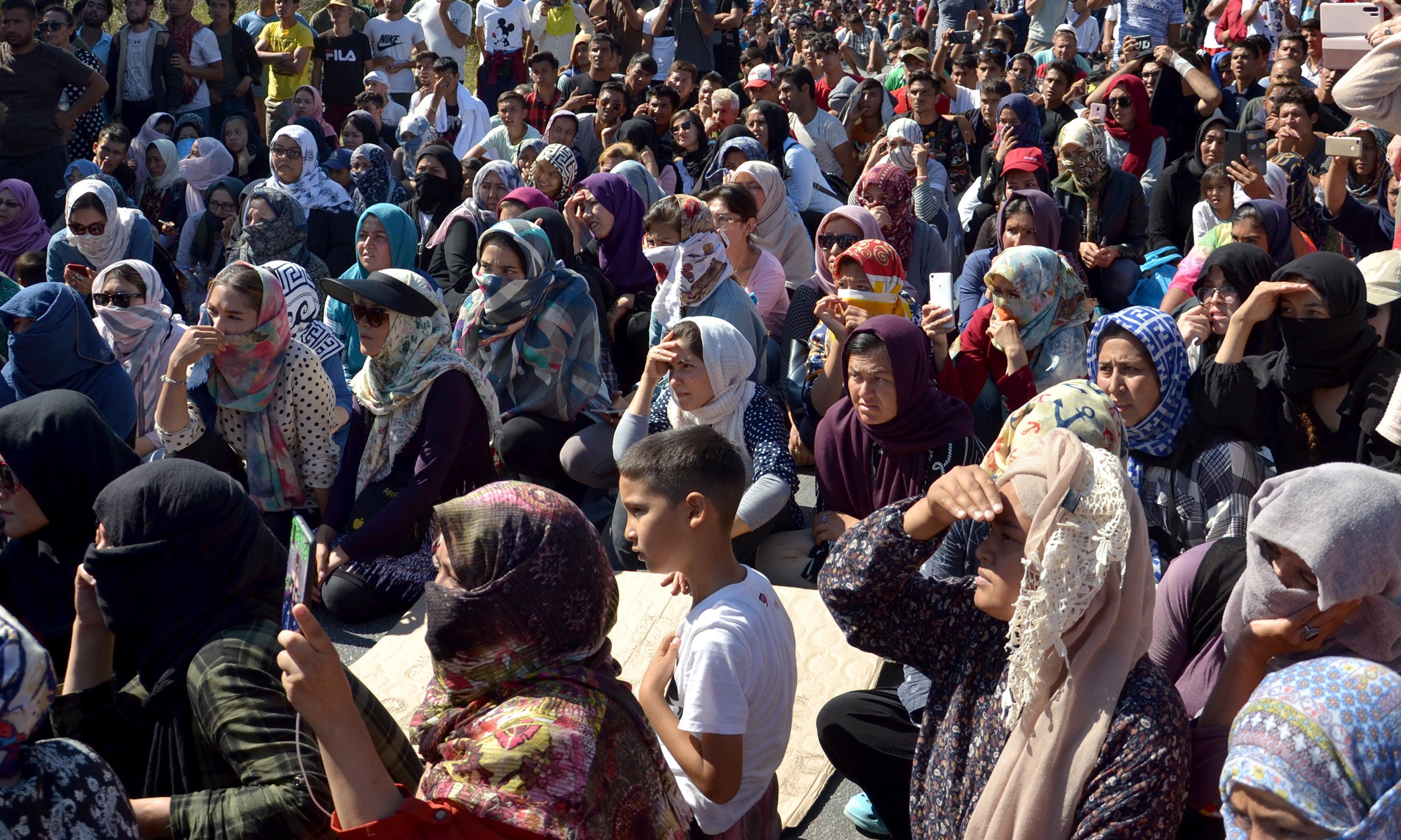 Action needed on refugee children in Greece