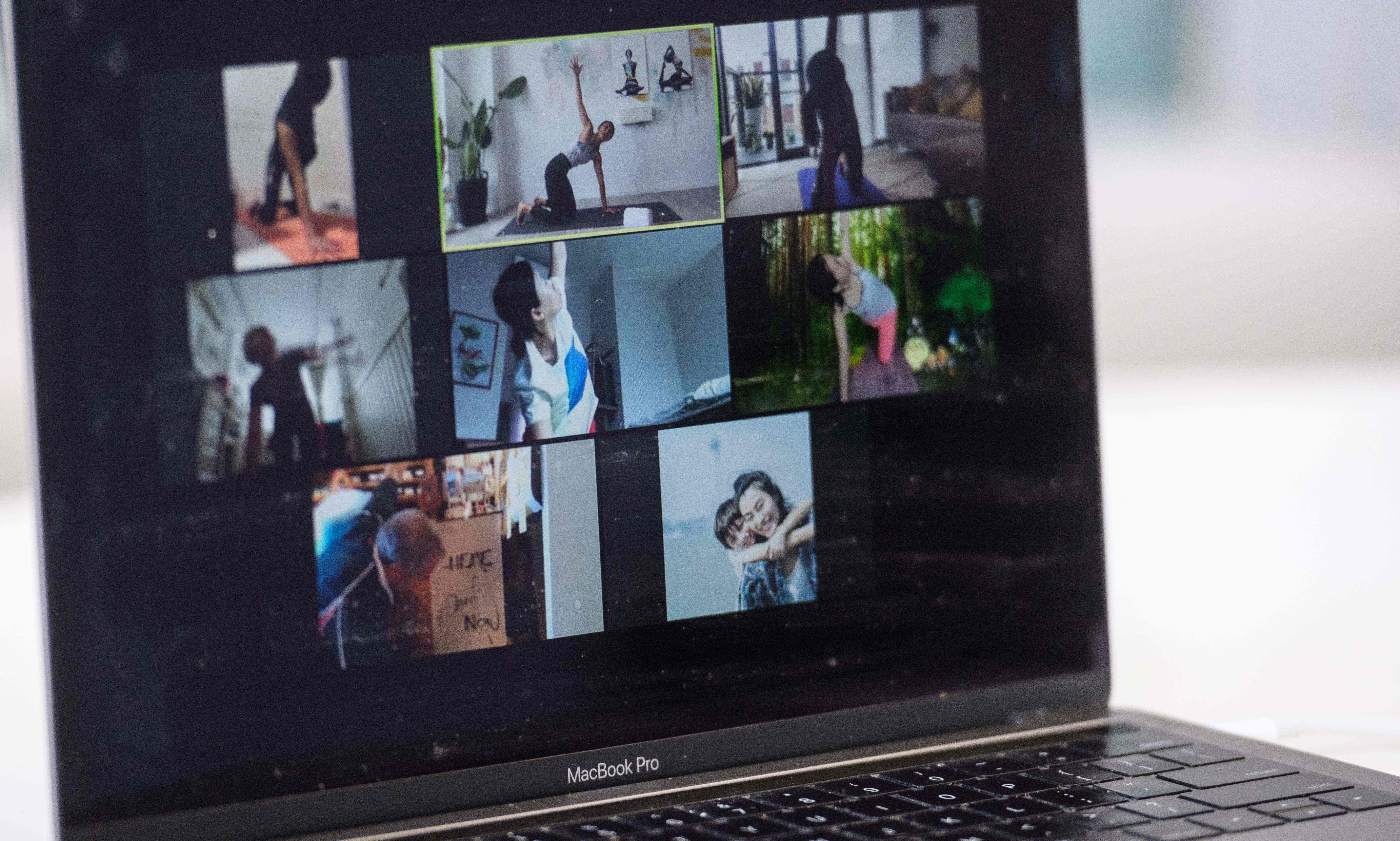 Facebook and Microsoft muscle in on Zoom video-call boom