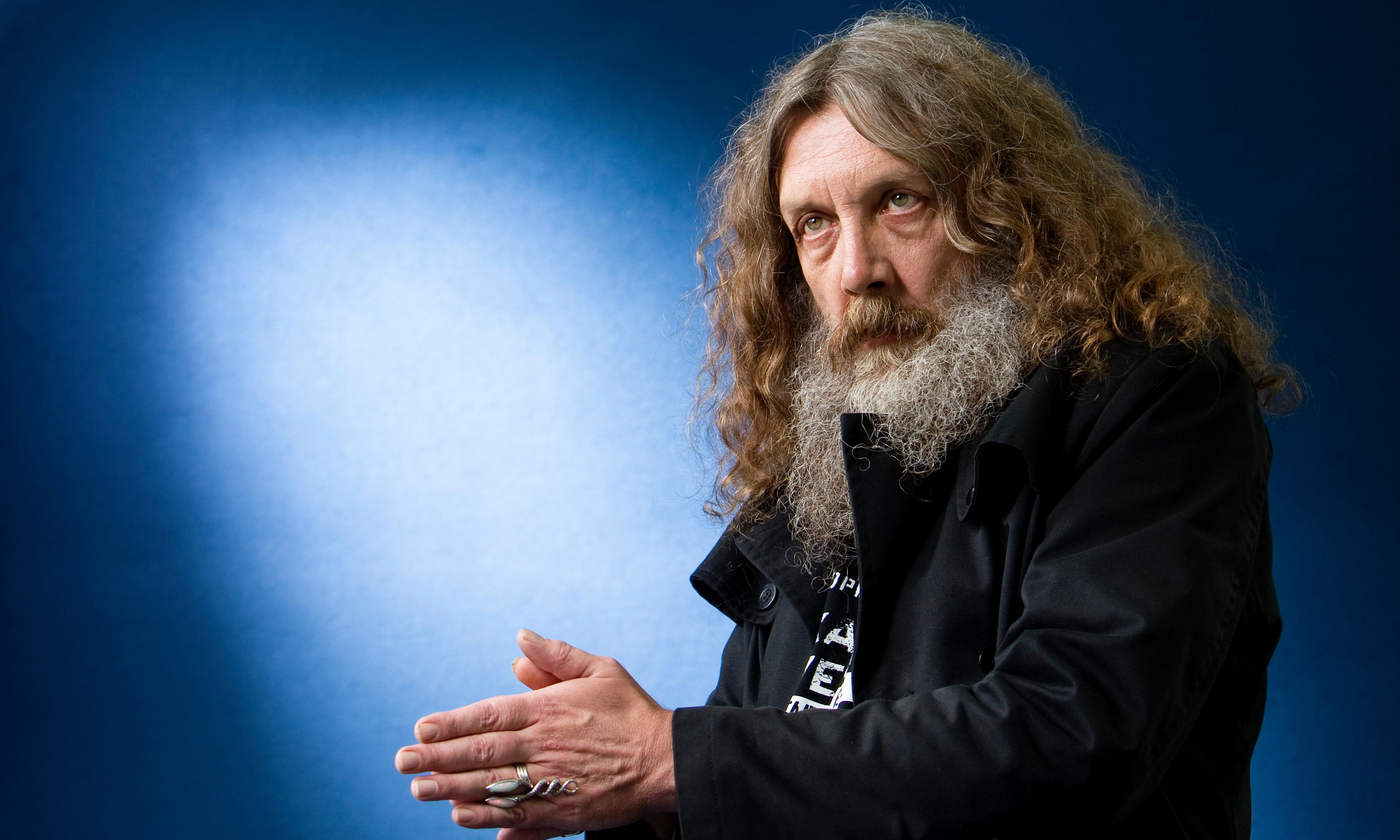 Goodbye, Alan Moore: the king of comics bows out