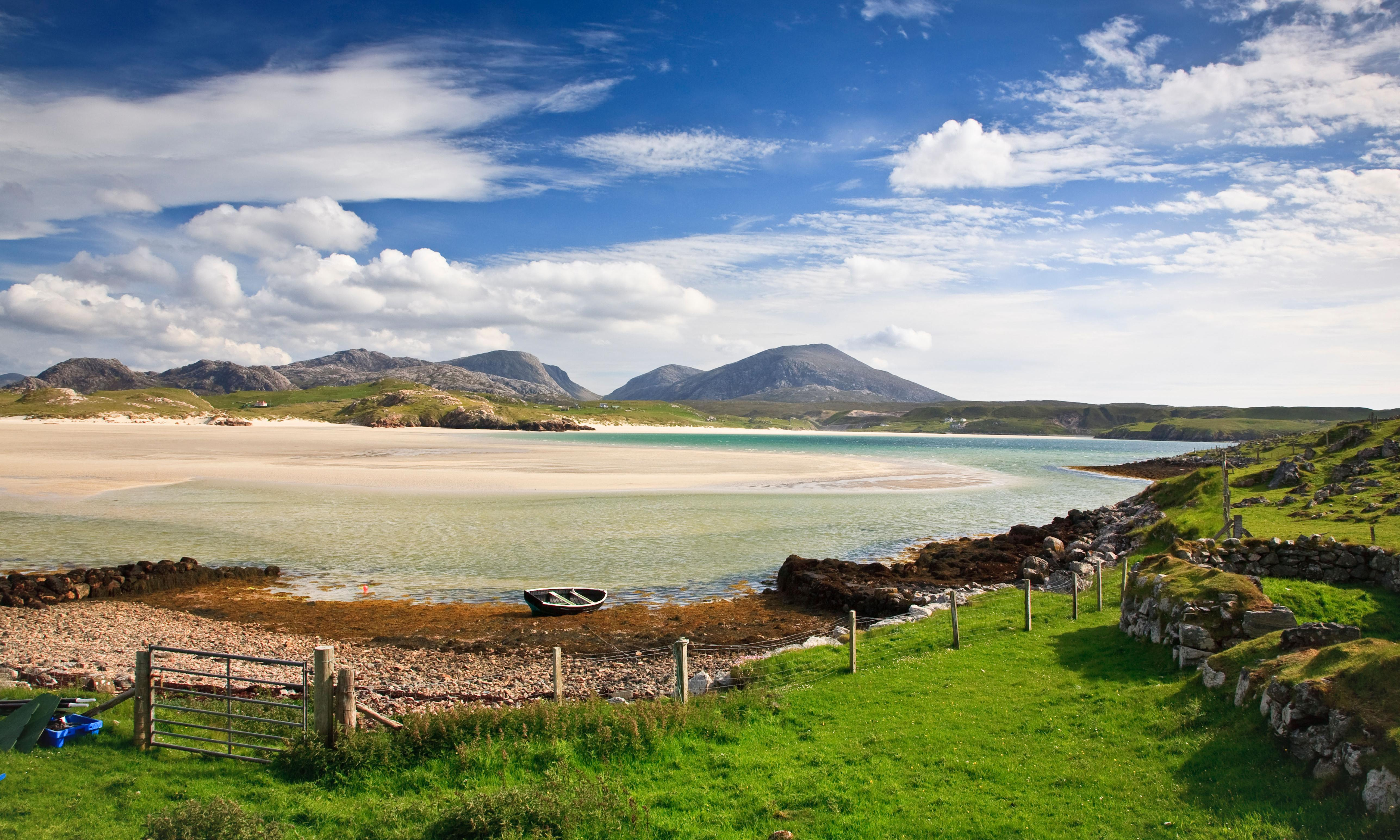 Escape routes: remote getaways in the UK
