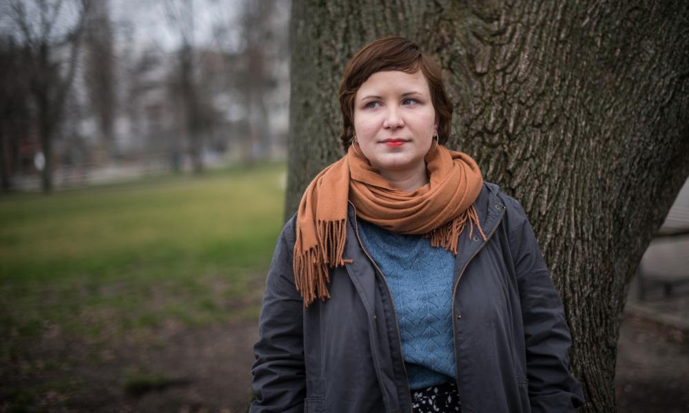 Climate activist Wiebke Witt