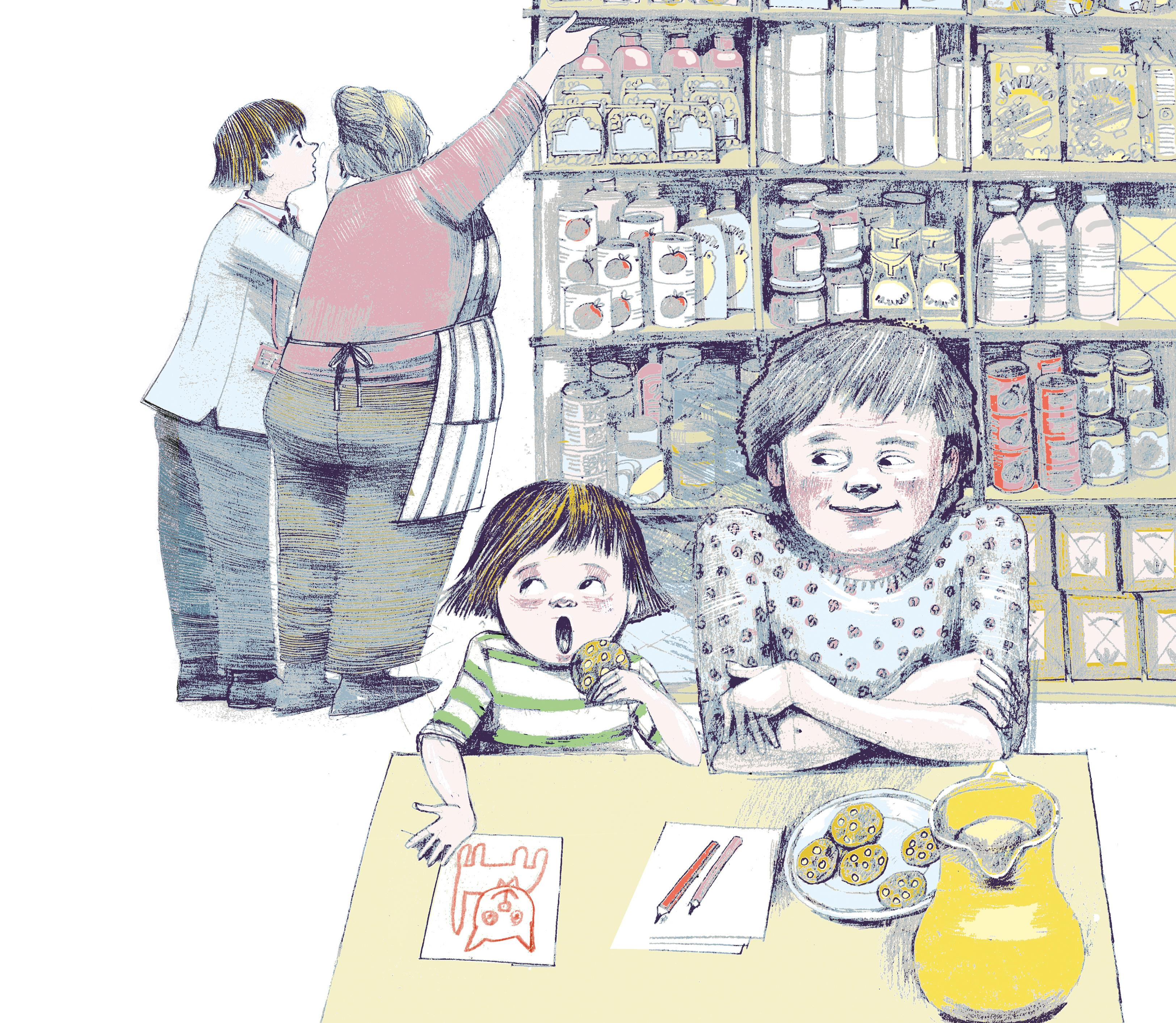 A children's book about food banks is a grim sign of our failure as a society
