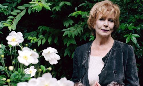 Edna O'Brien for Saturday Review.