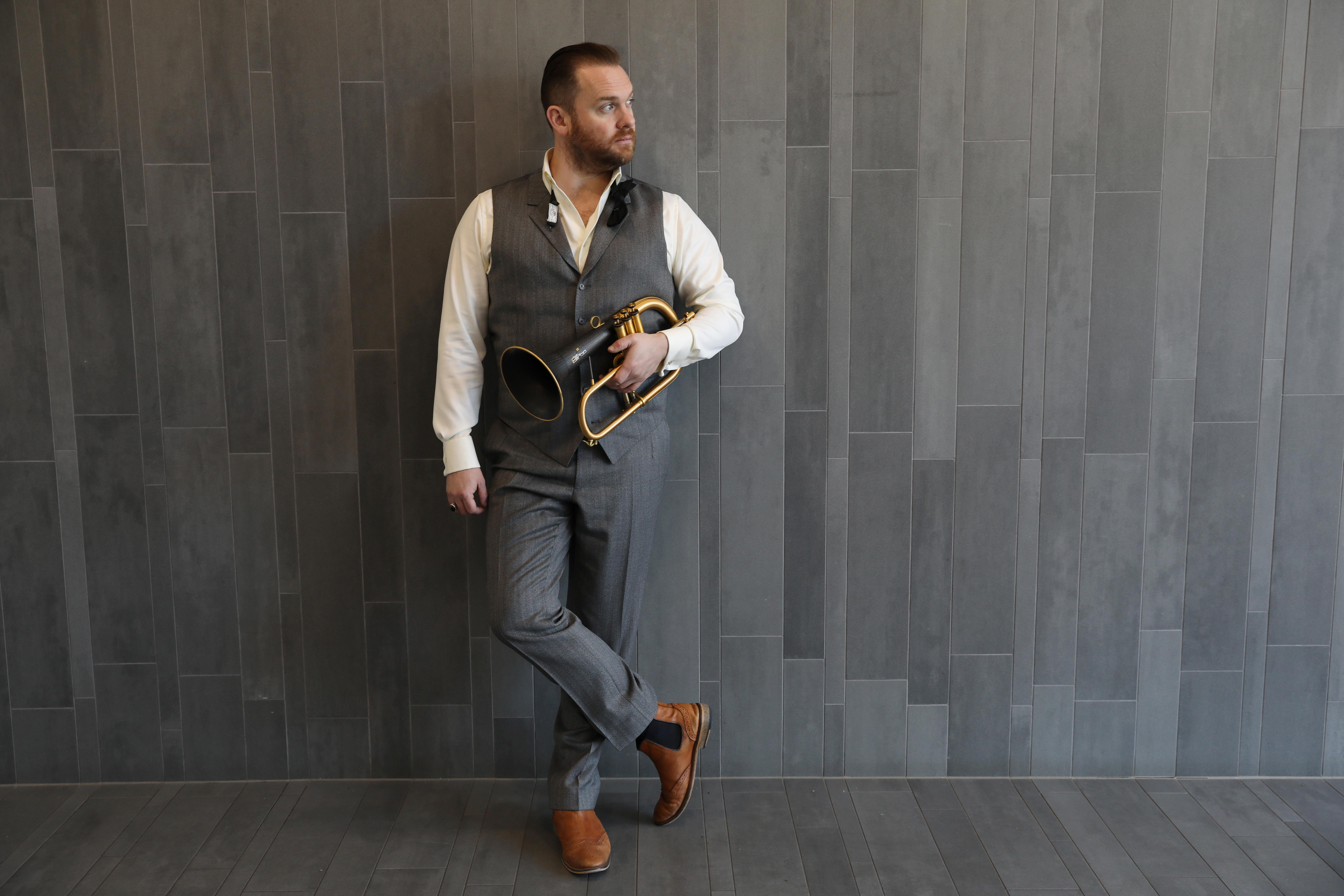 Quentin Collins Sextet: Road Warrior review – trumpeter's dream band