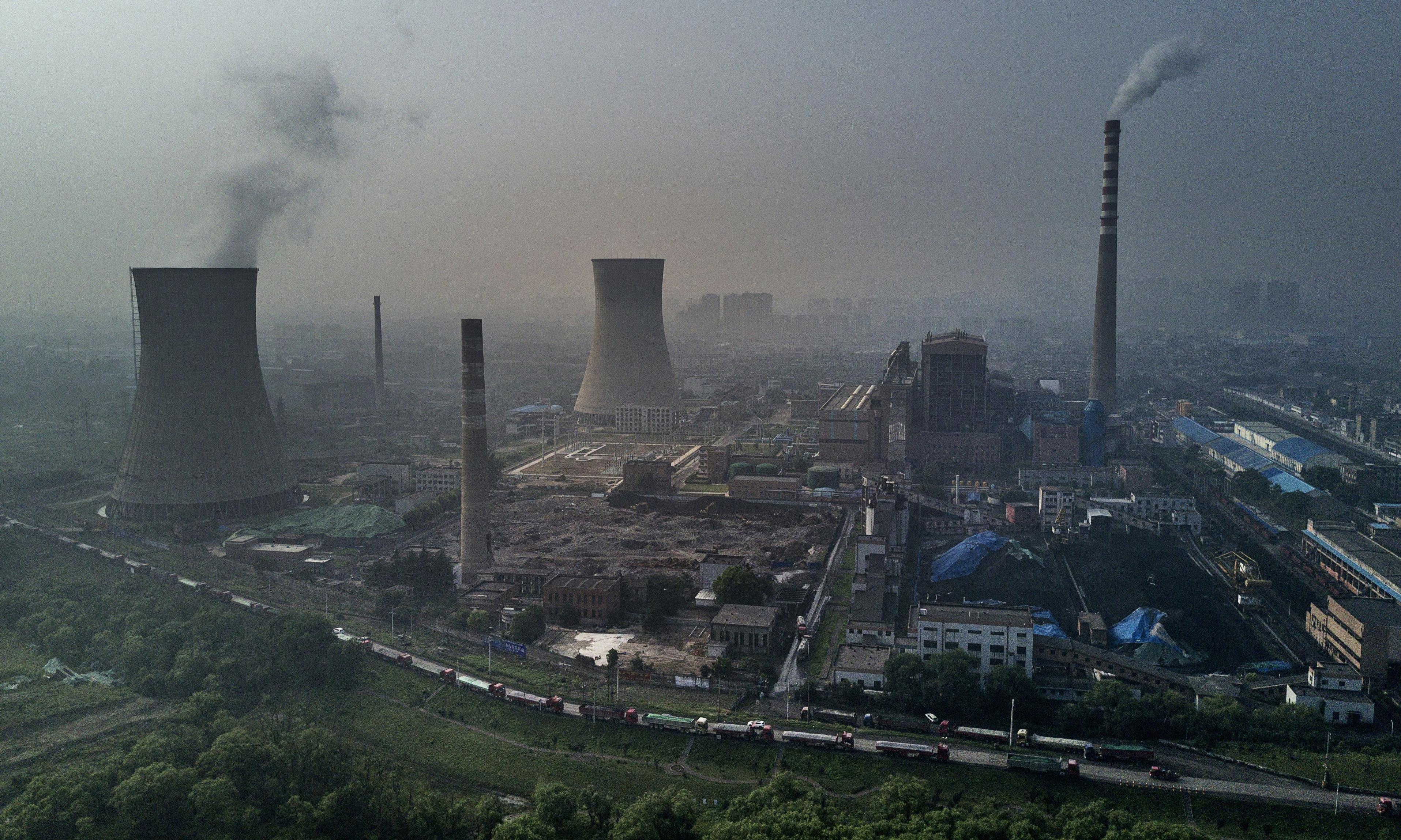 Global use of coal-fired electricity set for biggest fall this year