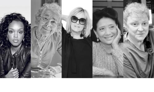 Nimko Ali, Judith Kerr, Annie Nightingale, Jung Chang, Sue Black