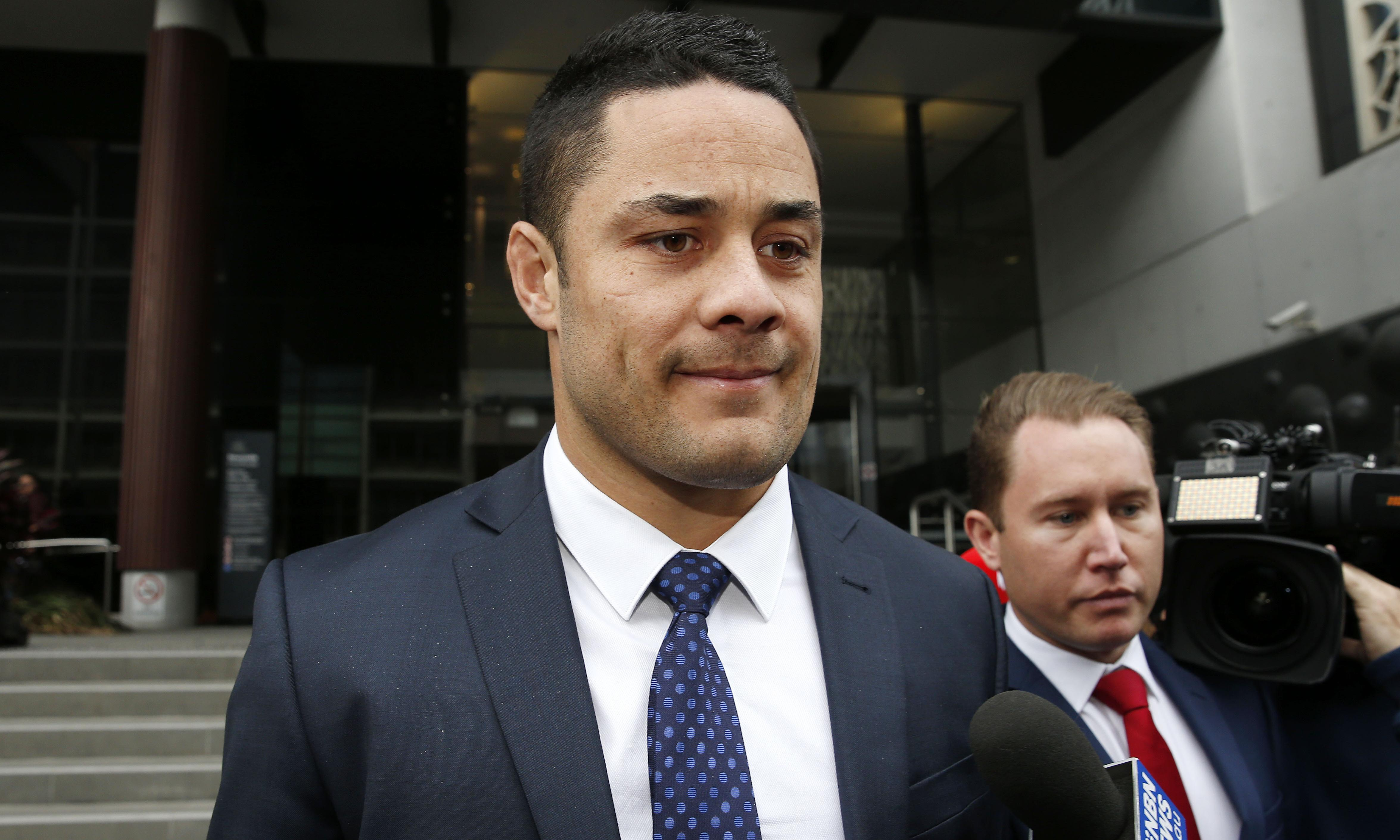 Jarryd Hayne to attend Christian missionary school while awaiting trial on rape charges