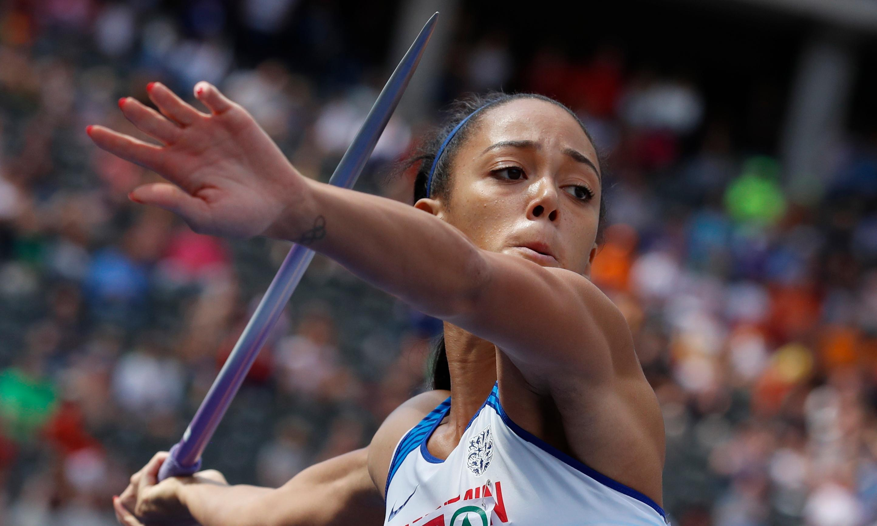 Katarina Johnson-Thompson: 'I don't know what it'll take not to feel like an impostor'