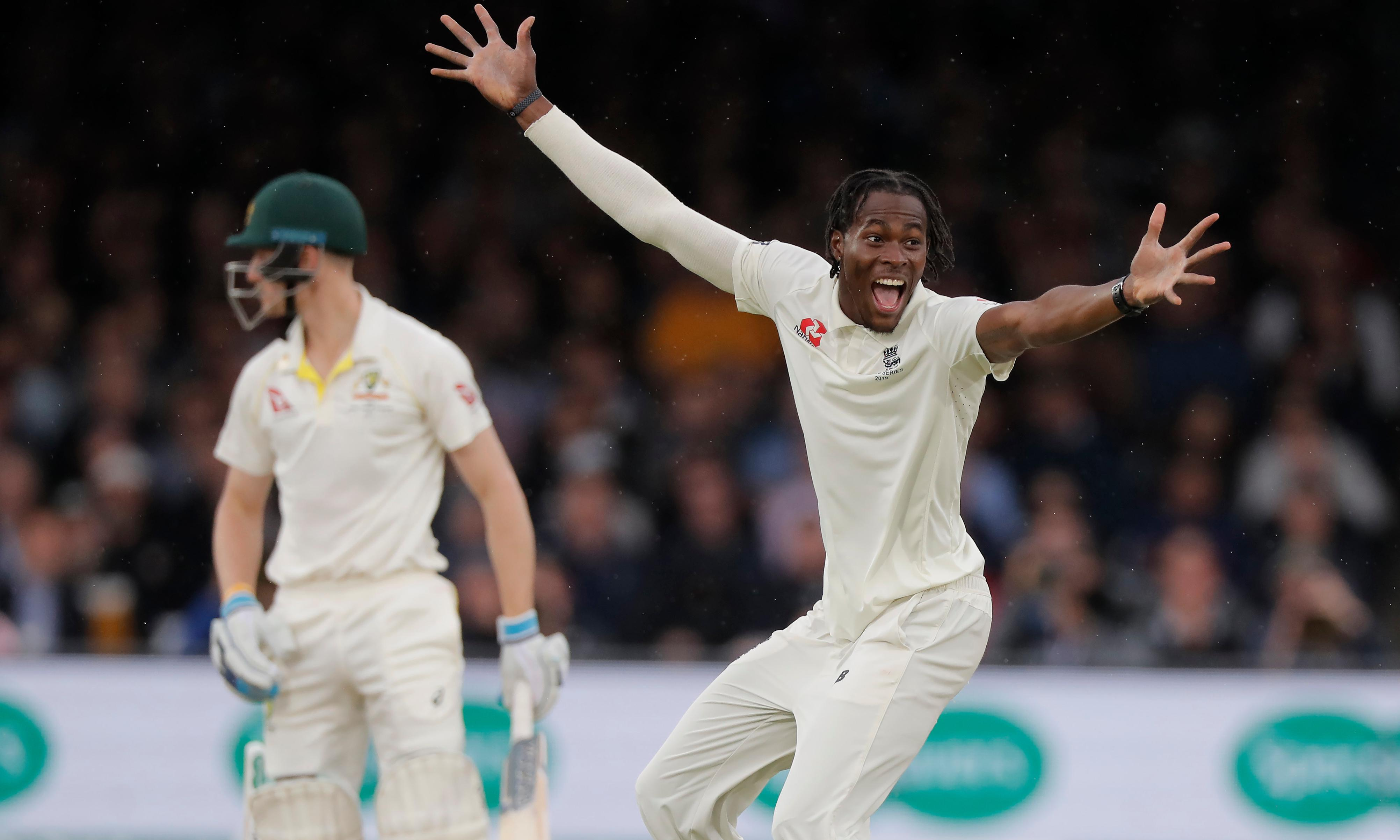 Jofra Archer off mark for England but threat of second Test draw looms