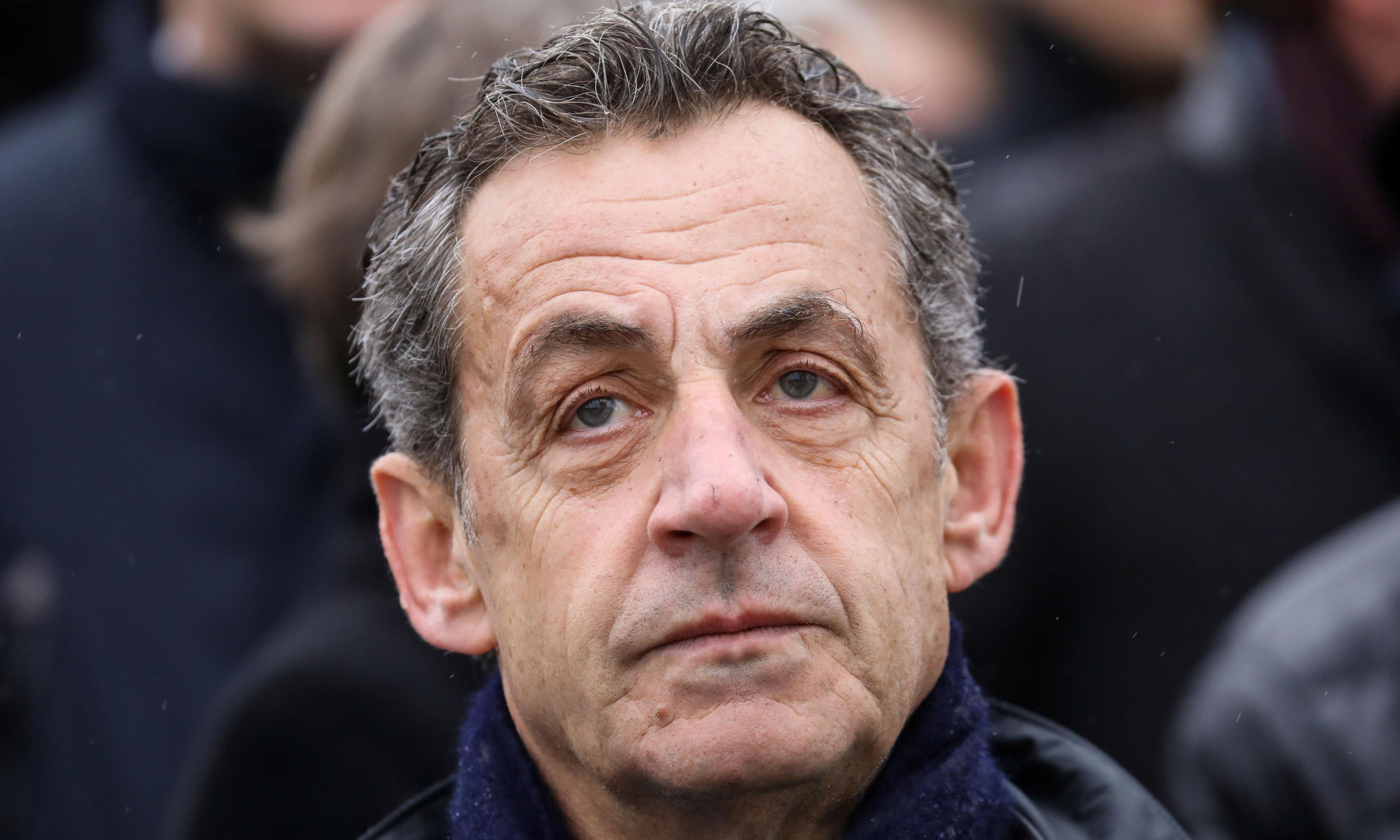 French ex-president Nicolas Sarkozy to stand trial in October