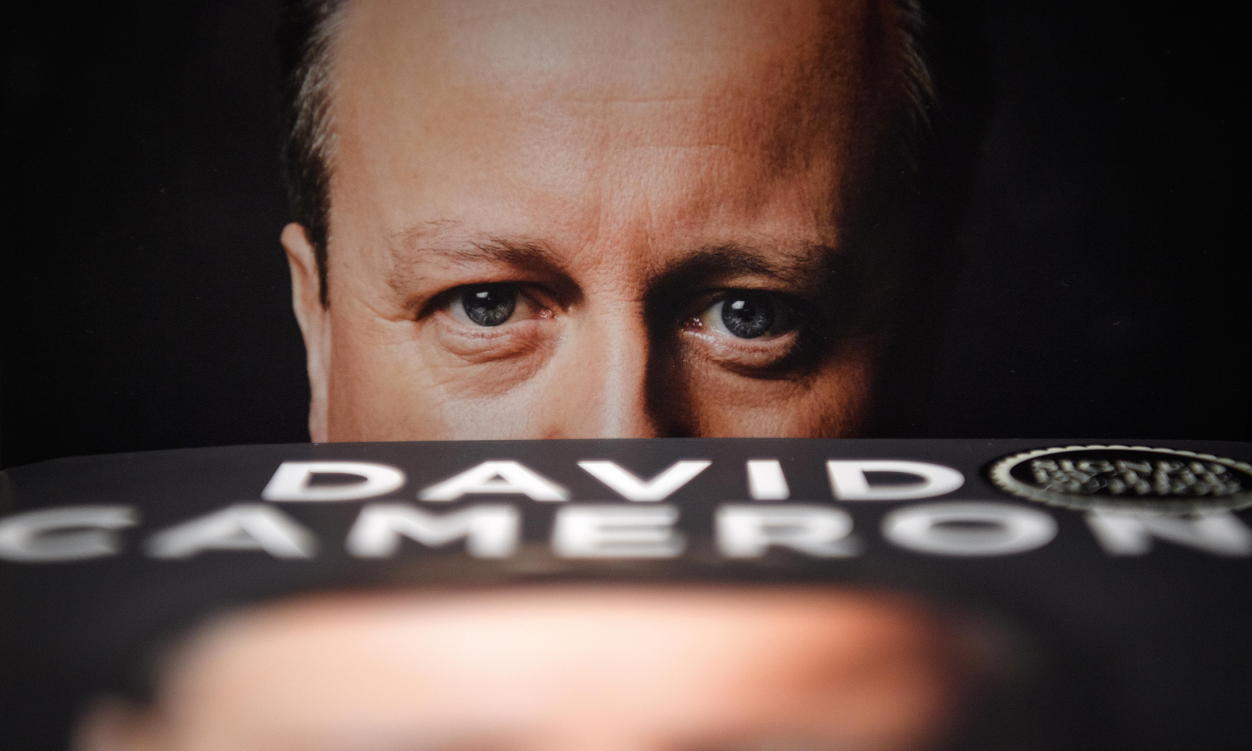 For the Record: David Cameron's memoir is honest but still wrong