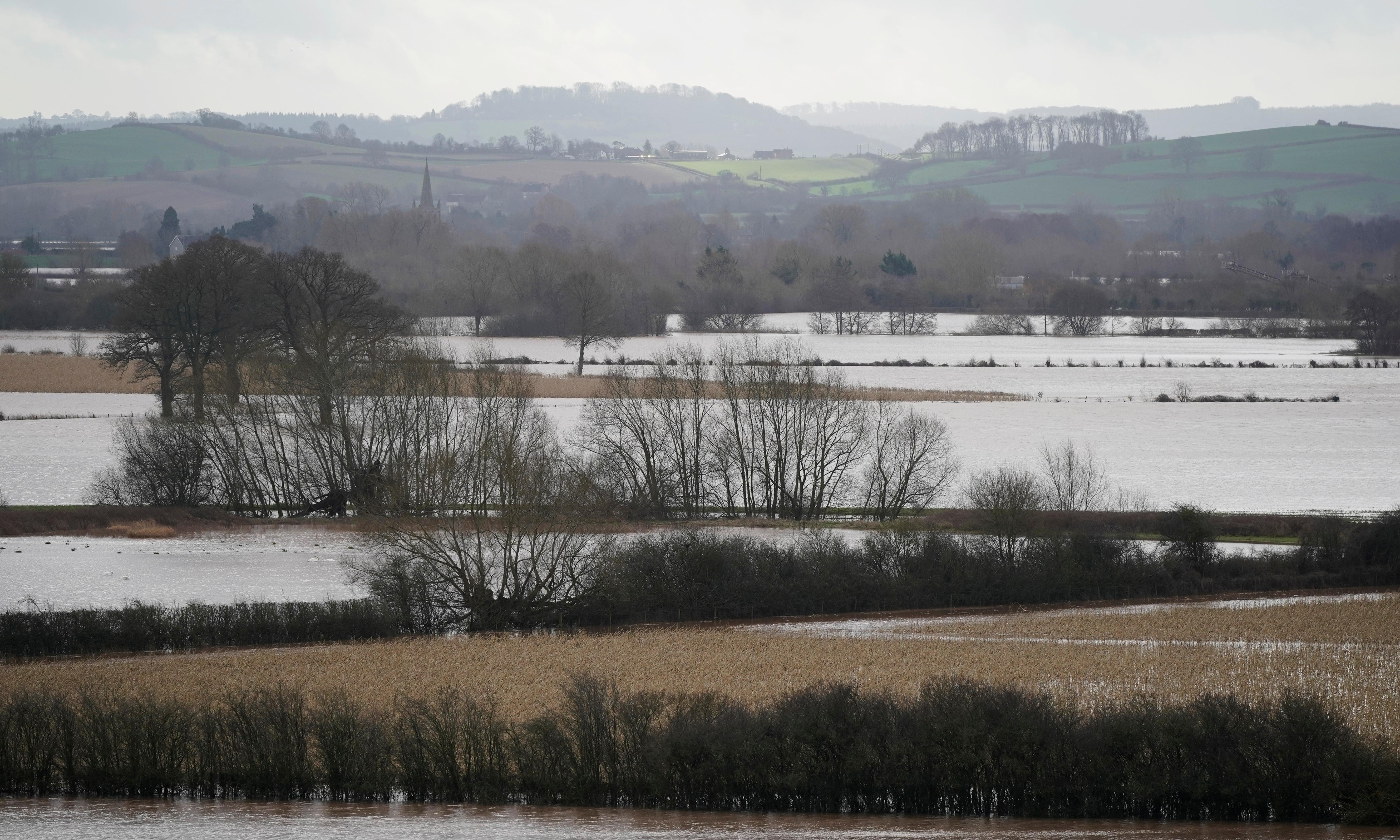 More than 11,000 homes in England to be built on land at high risk of flooding