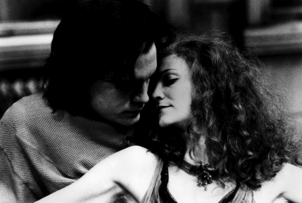 Joan Allen won a Tony for her stage performance opposite John Malkovich in Burn This.