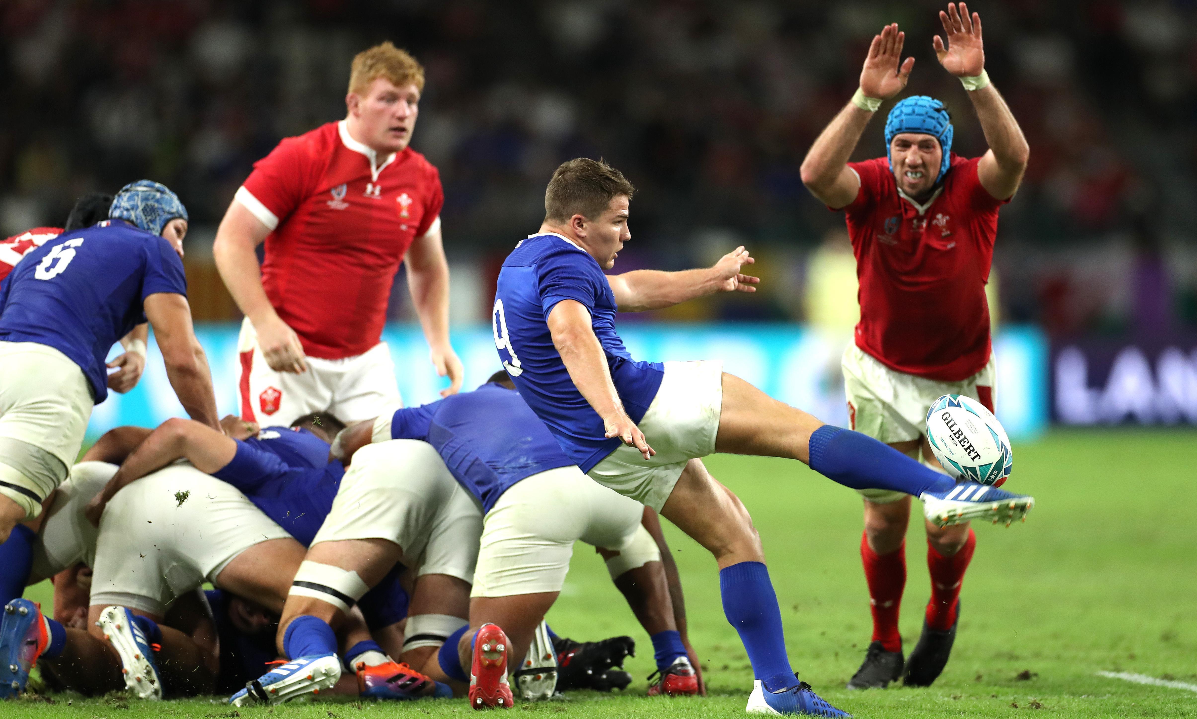 Wales v France player ratings: Justin Tipuric the pick of quarter-final thriller