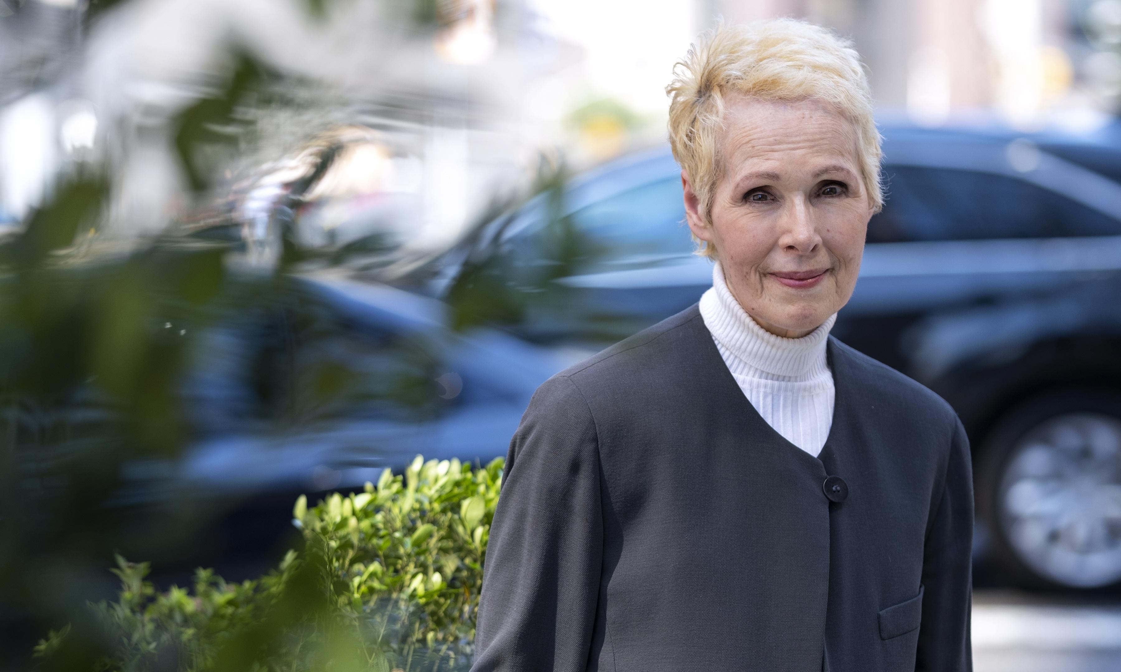 Trump sexual assault accuser E Jean Carroll considers police complaint