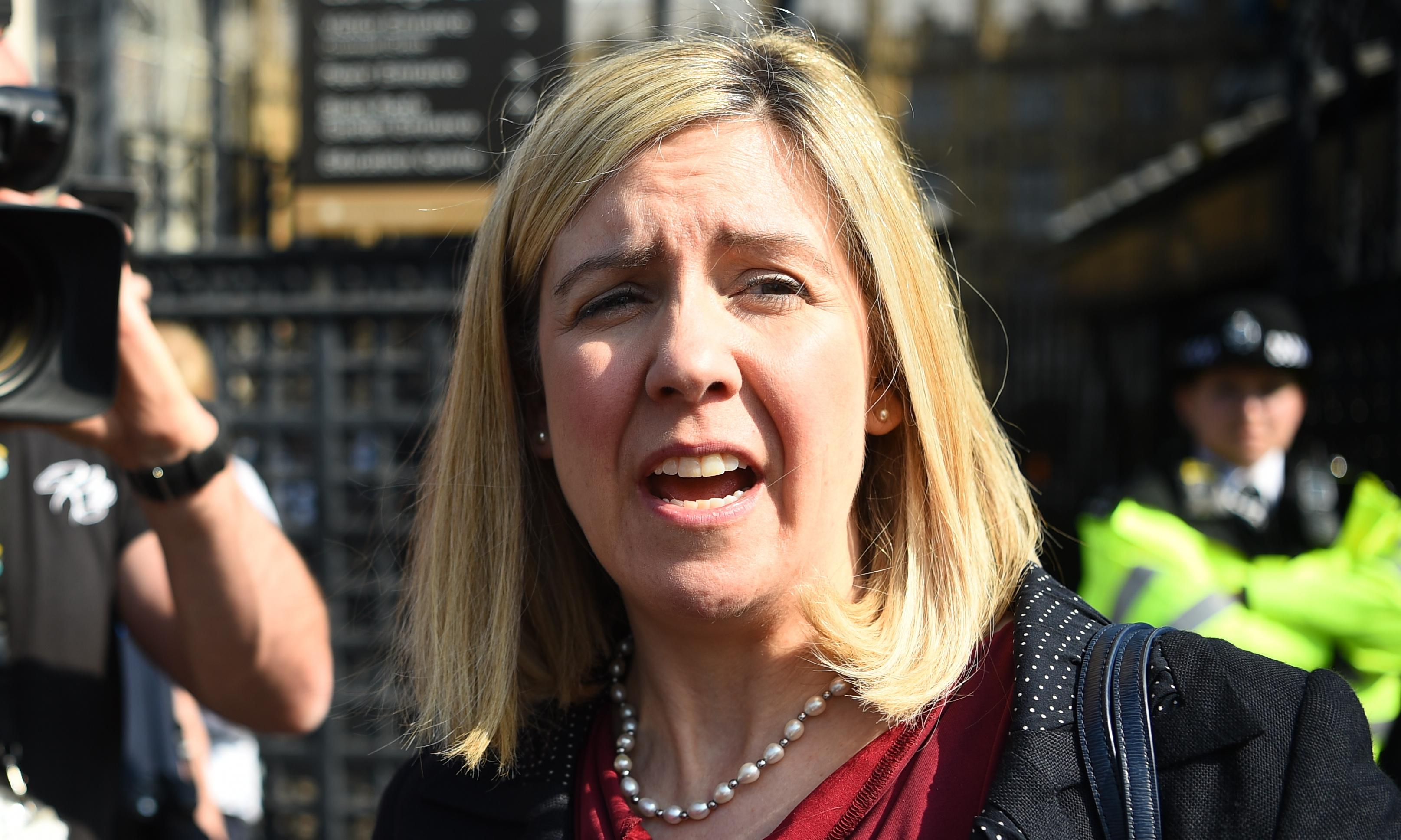 Andrea Jenkyns gets salary for thinktank that does not yet exist