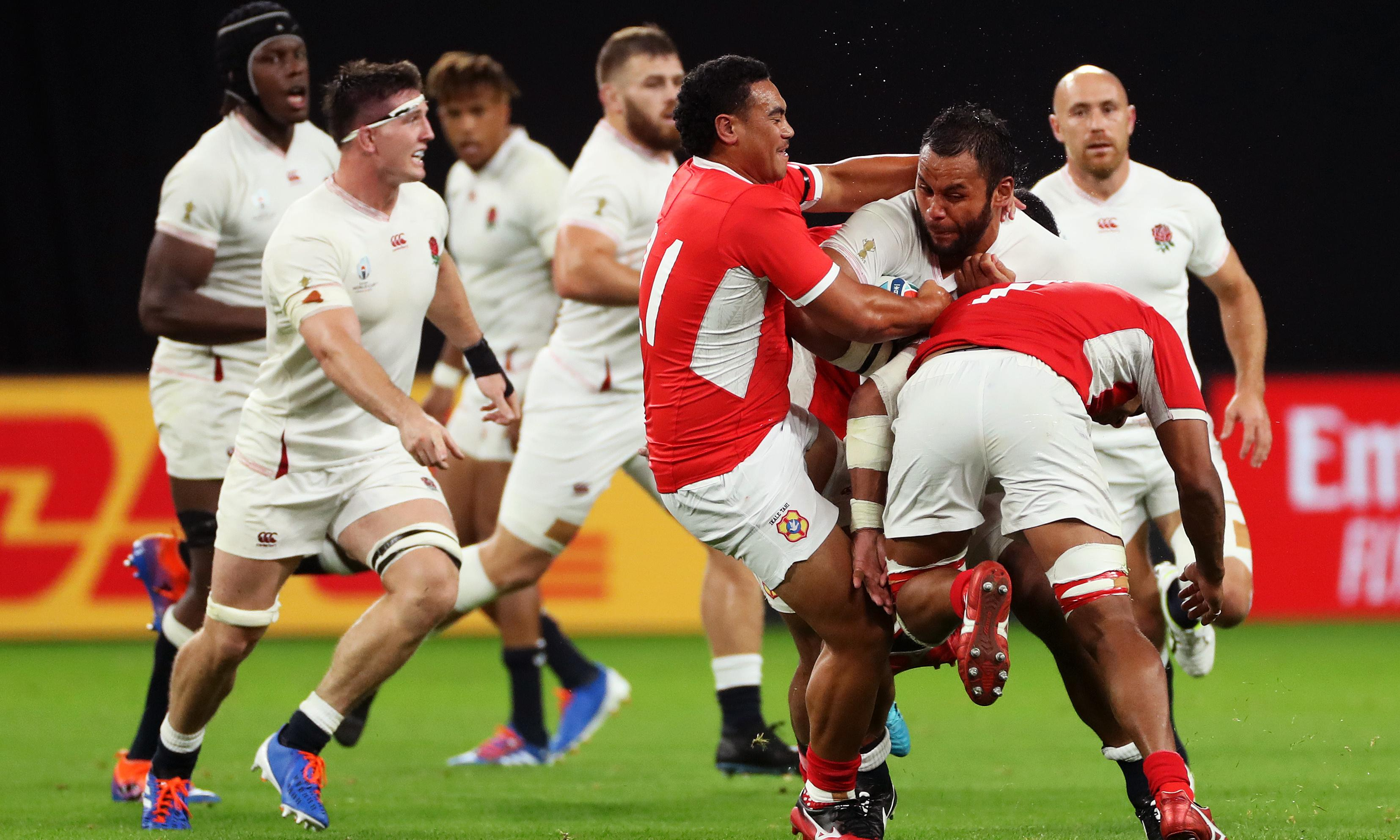 England 35-3 Tonga: five talking points from England's World Cup opener