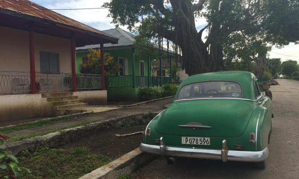 Hershey Train Adventure, Cuba