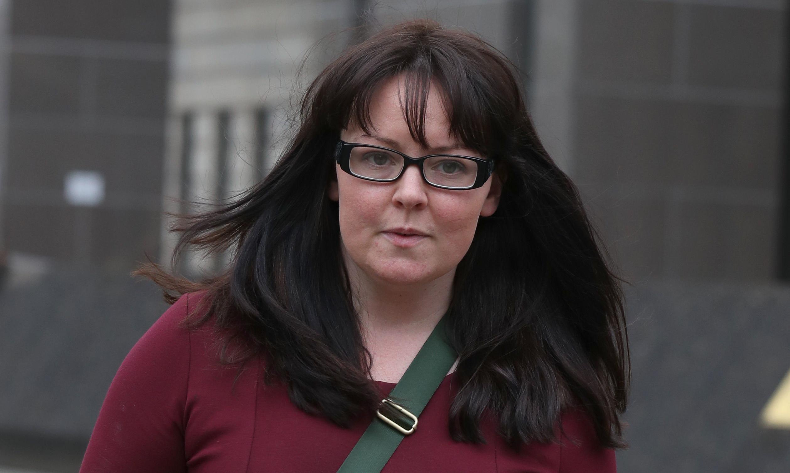 Ex-SNP MP Natalie McGarry admits embezzling £25,000