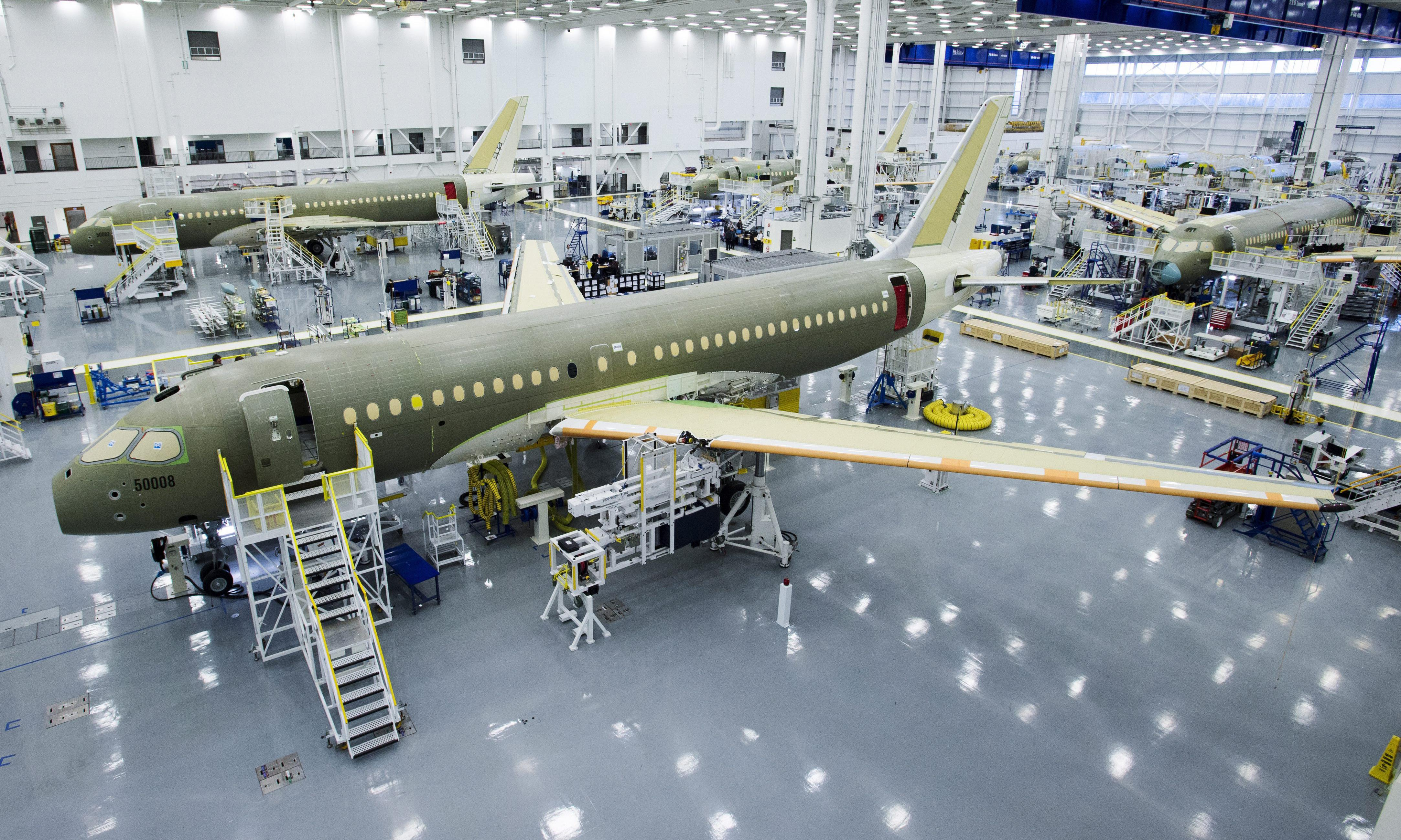 UK warns Boeing it could lose contracts over Bombardier dispute