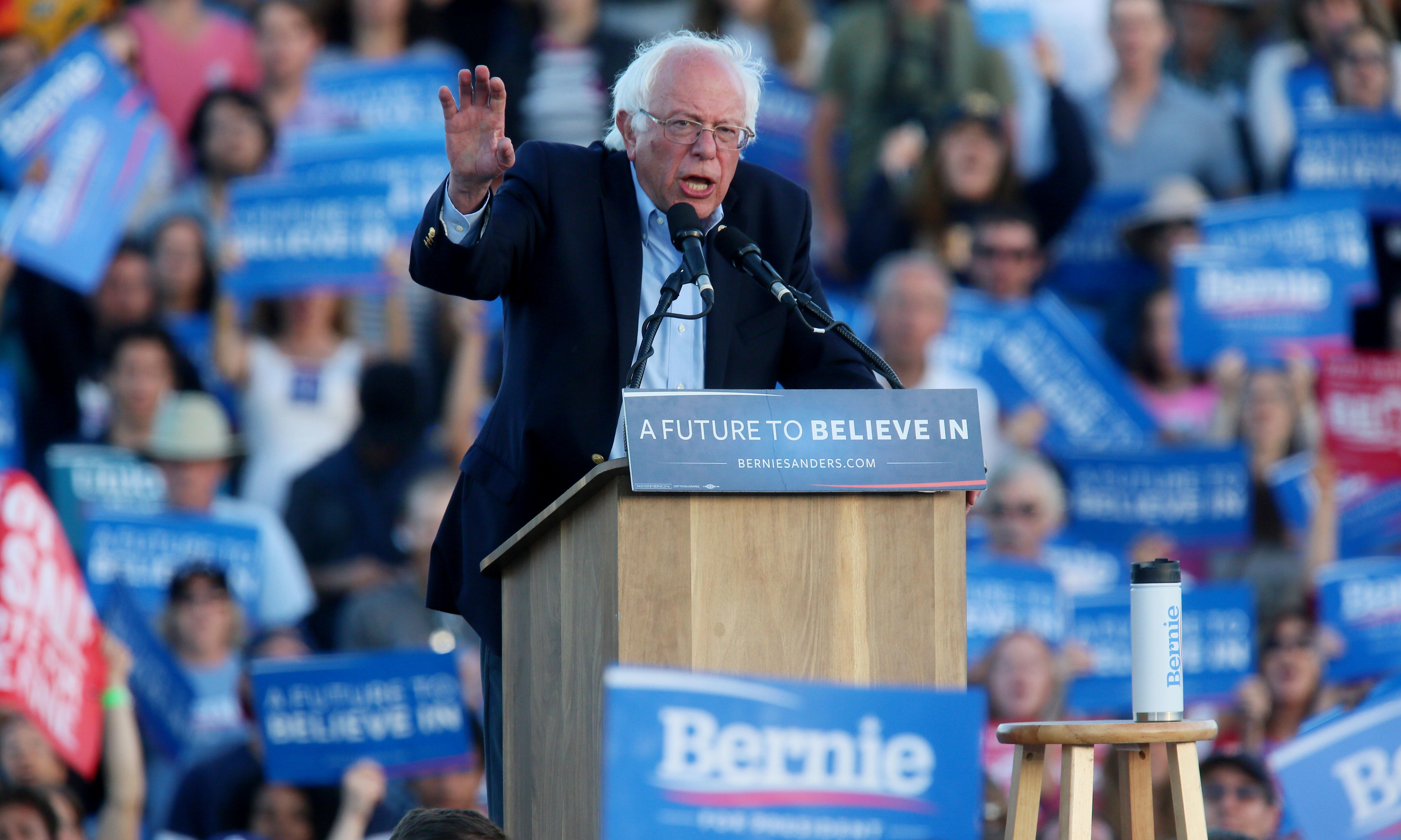 Sanders started a revolution in 2016. In 2020, he can finish it