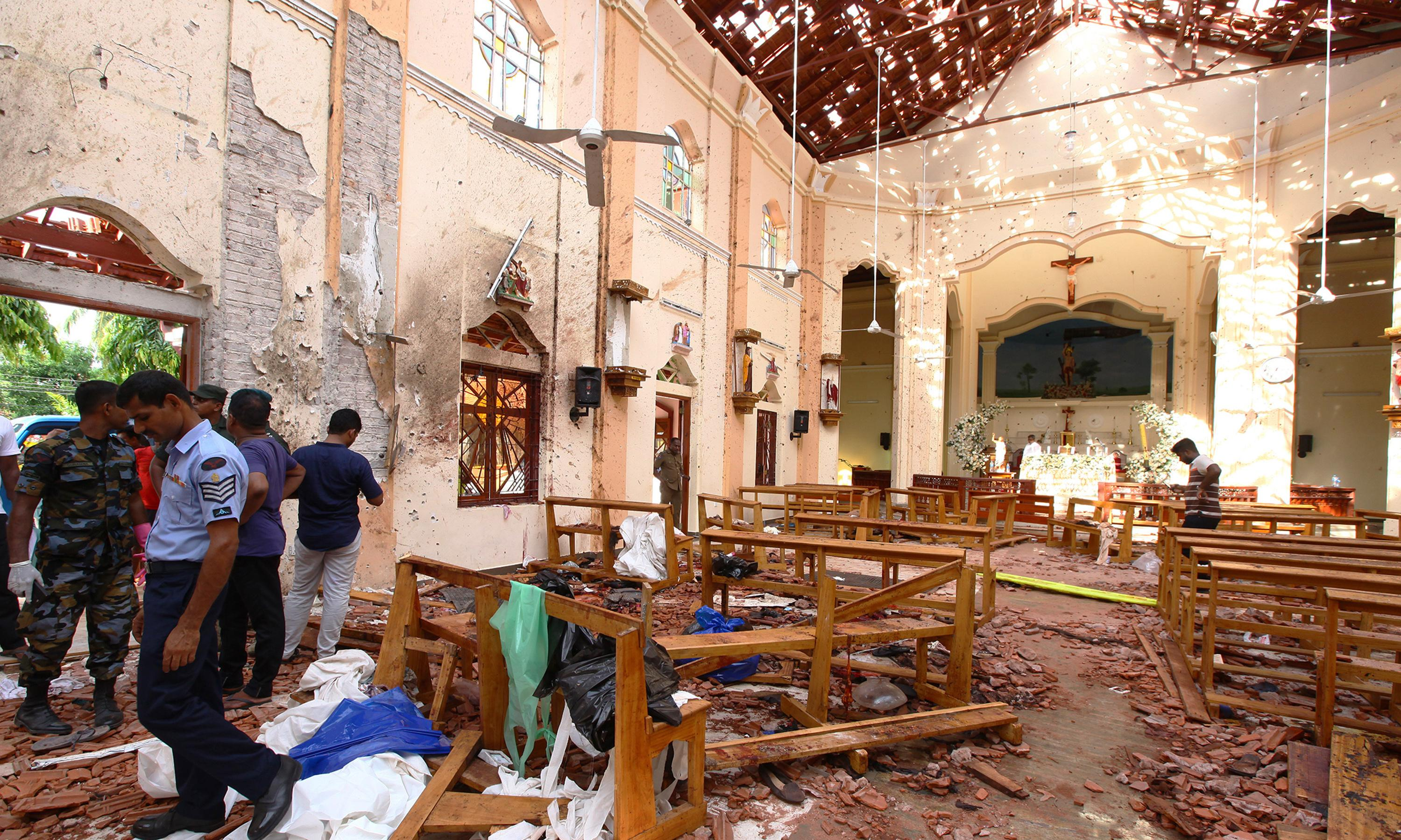 What do we know about the Sri Lanka attackers?