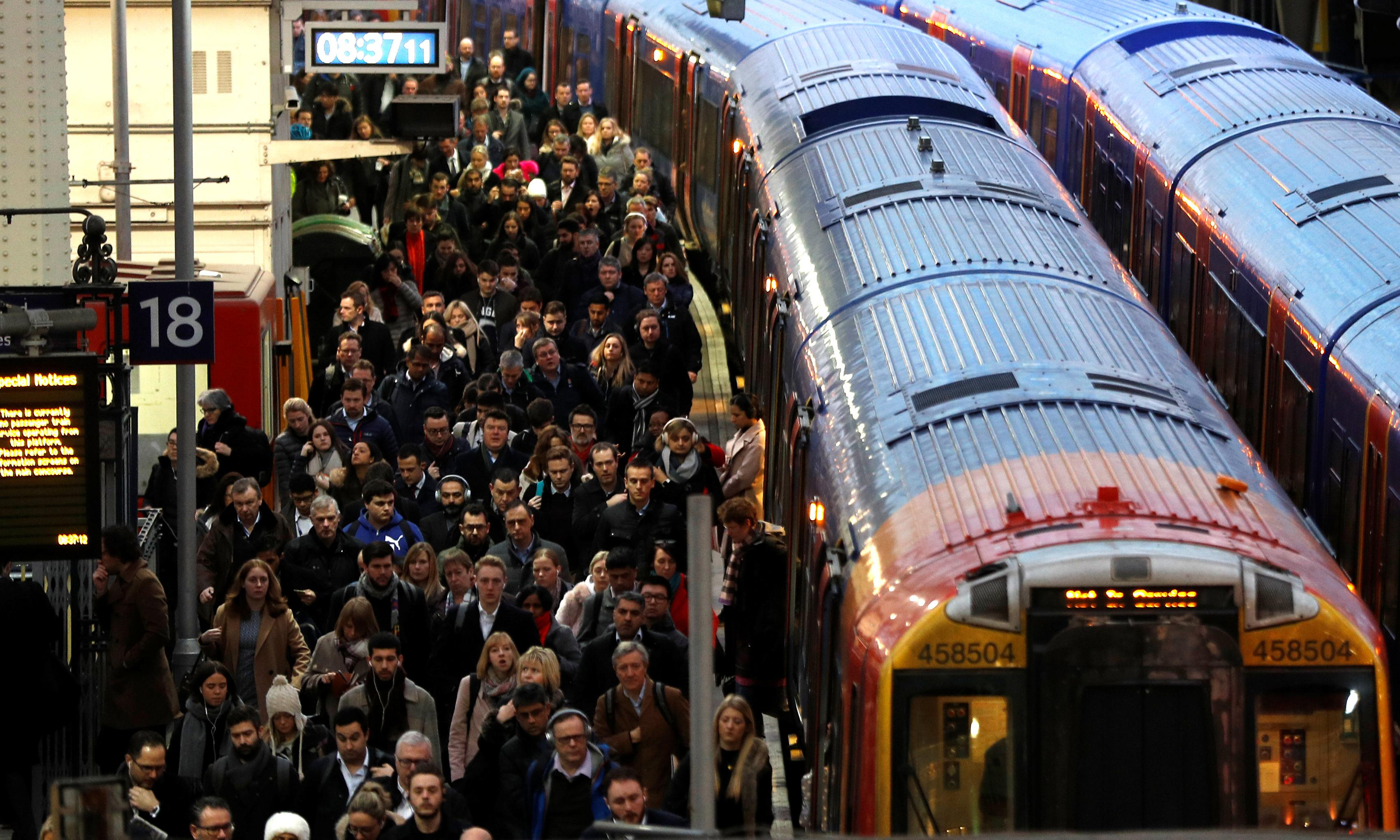 Once-in-a-generation rail fare reform? Ryanair on steroids