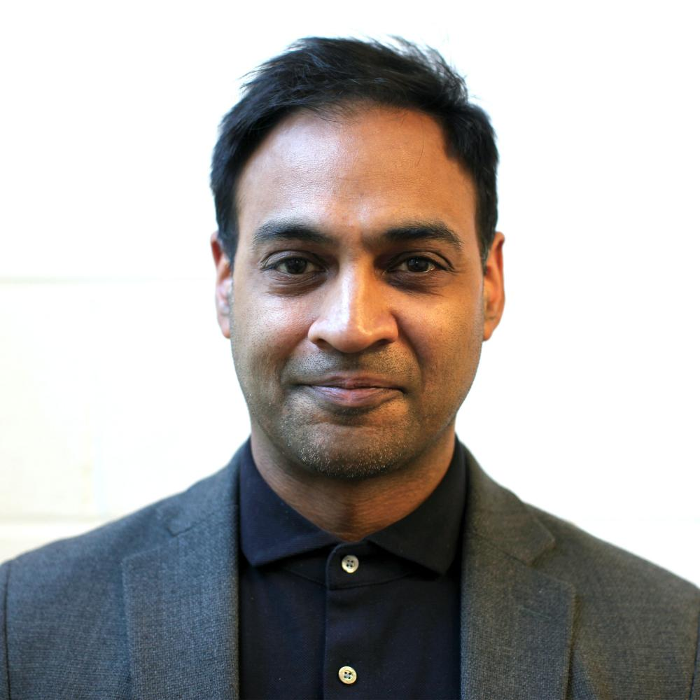 Samir Patel, chief executive officer, Comic Relief