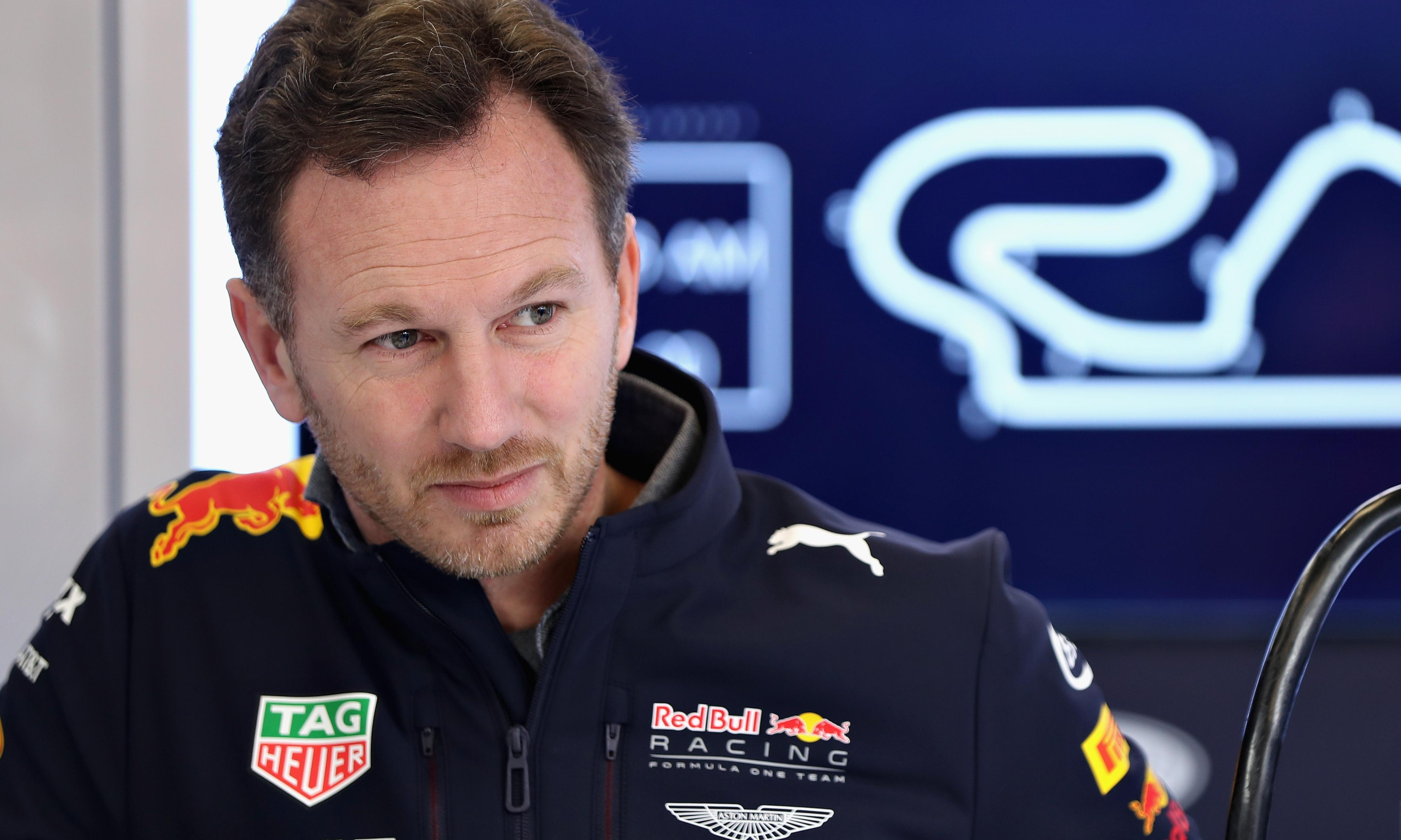 Red Bull's Christian Horner says F1 is in need of competitive racing