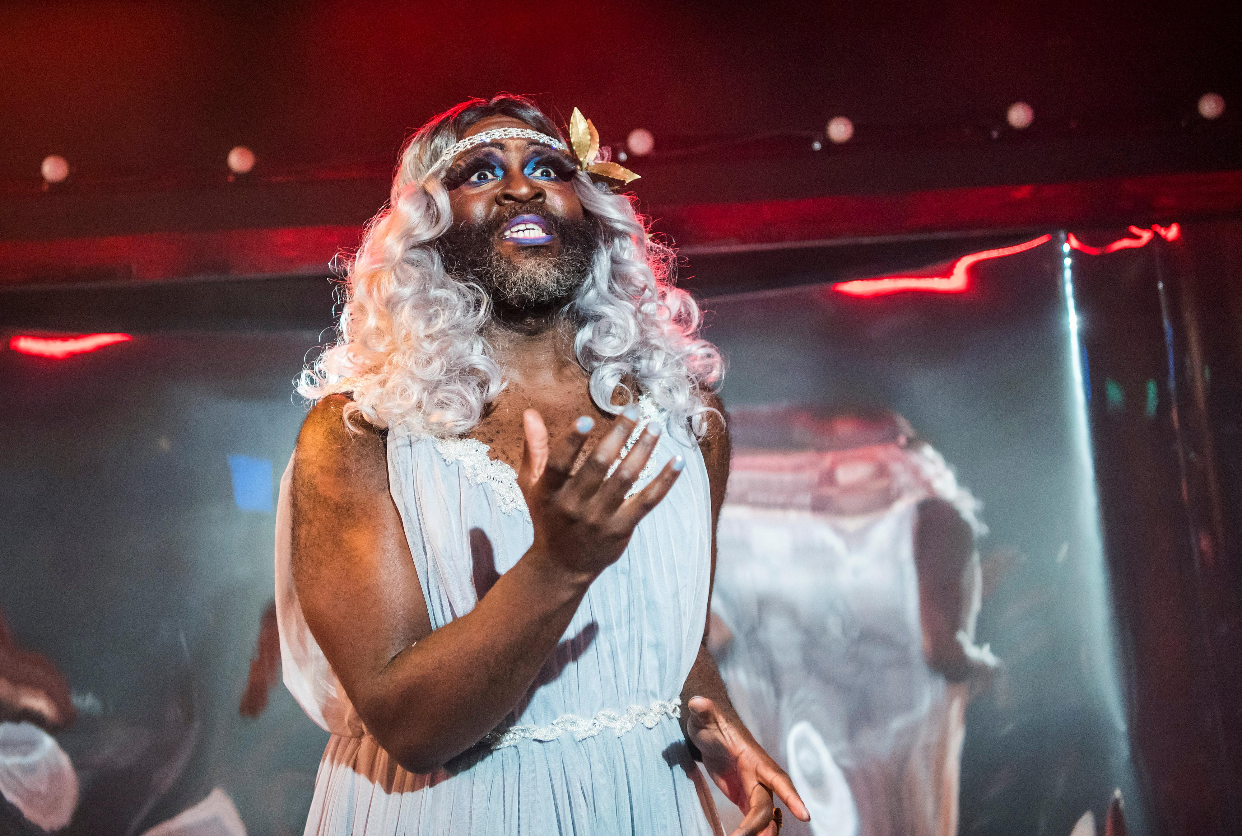 From hip-hop theatre to bearded drag, cabaret is open to everyone