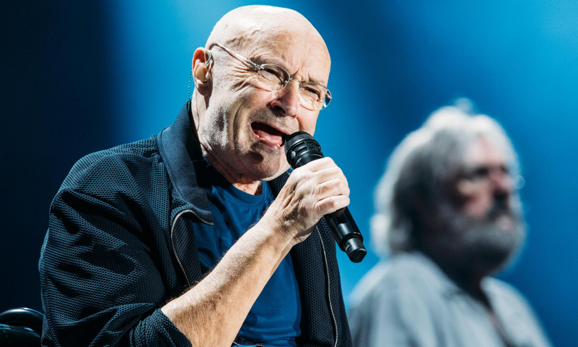 Phil Collins review – life-affirming MOR ballads delivered against all odds