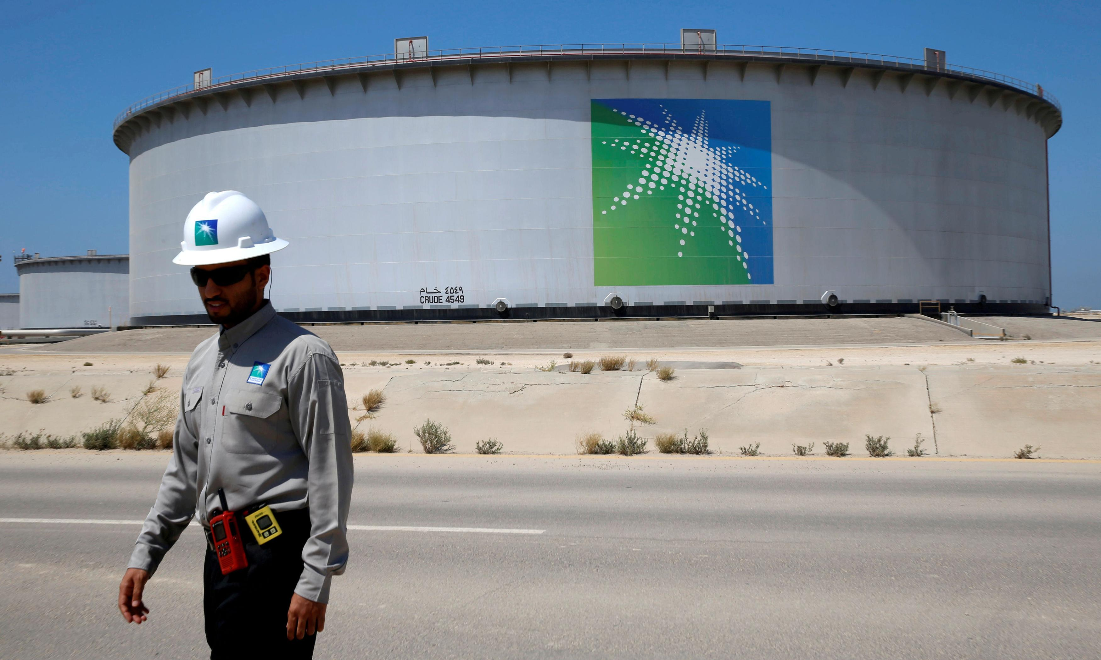 Saudi Aramco's bond sale sets record as orders top $100bn